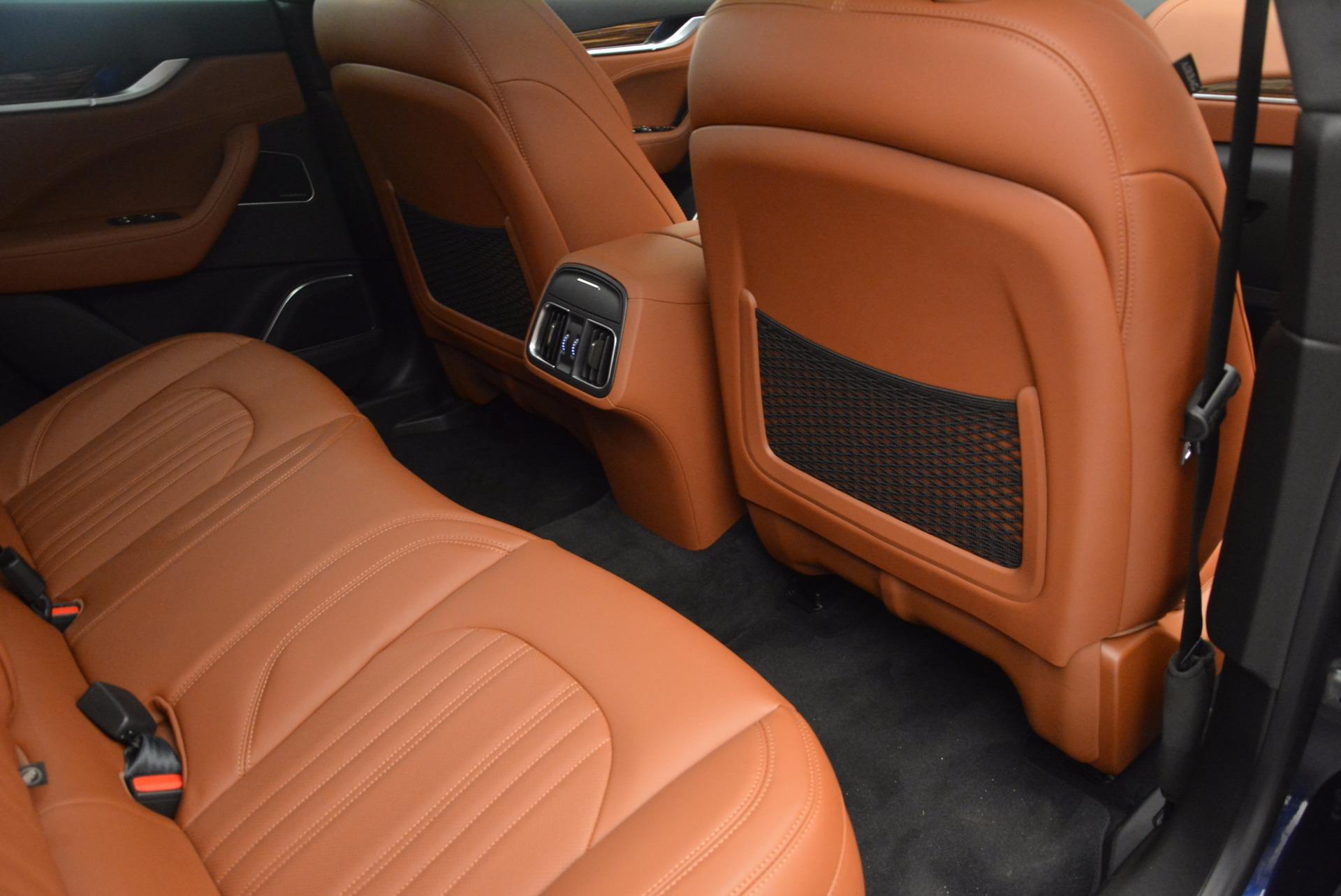 Used 2017 Maserati Levante S For Sale In Westport, CT 752_p29