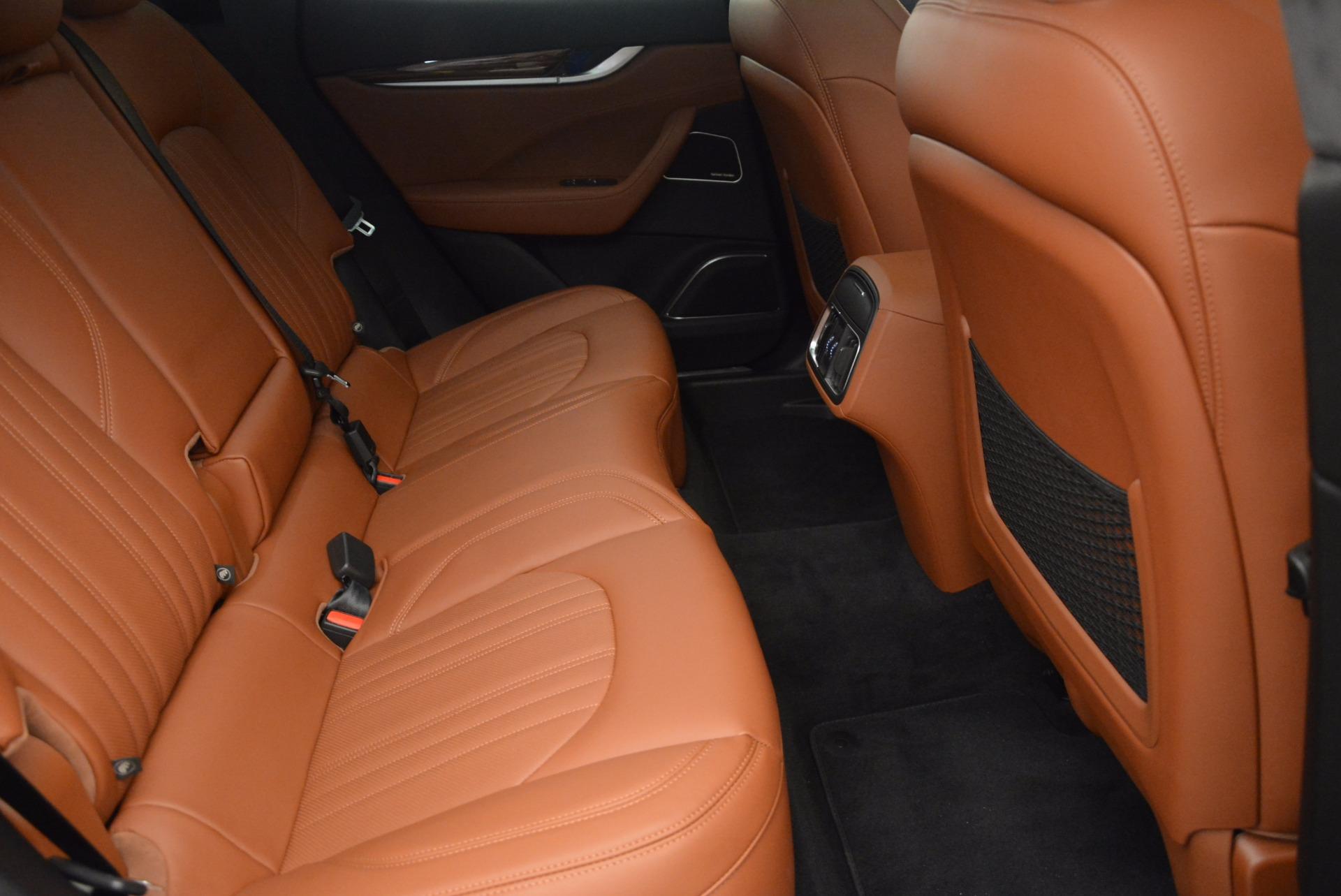 Used 2017 Maserati Levante S For Sale In Westport, CT 752_p30