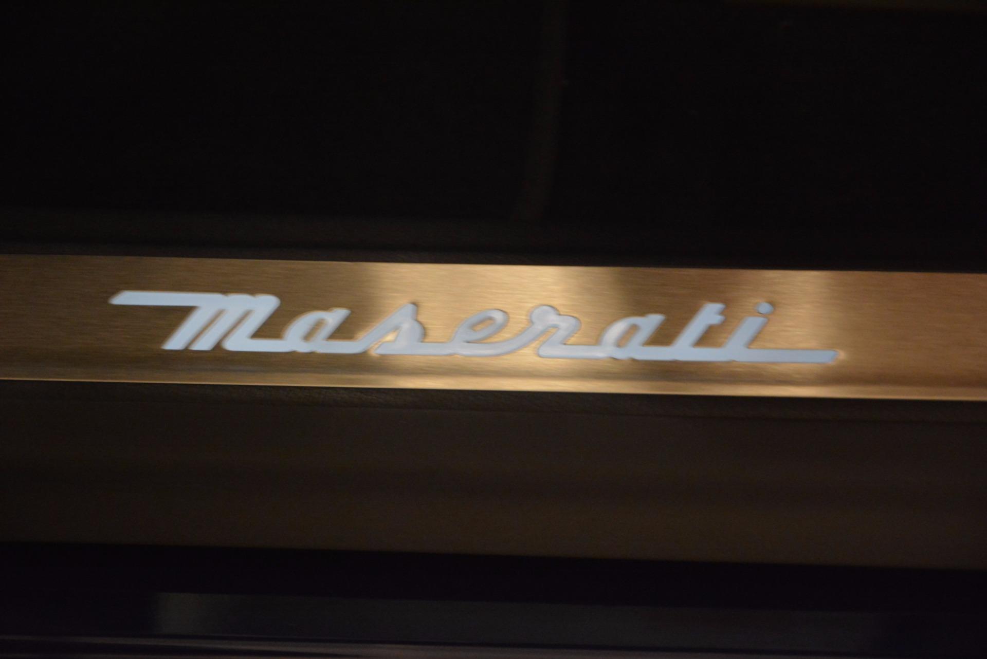 Used 2017 Maserati Levante S For Sale In Westport, CT 752_p37