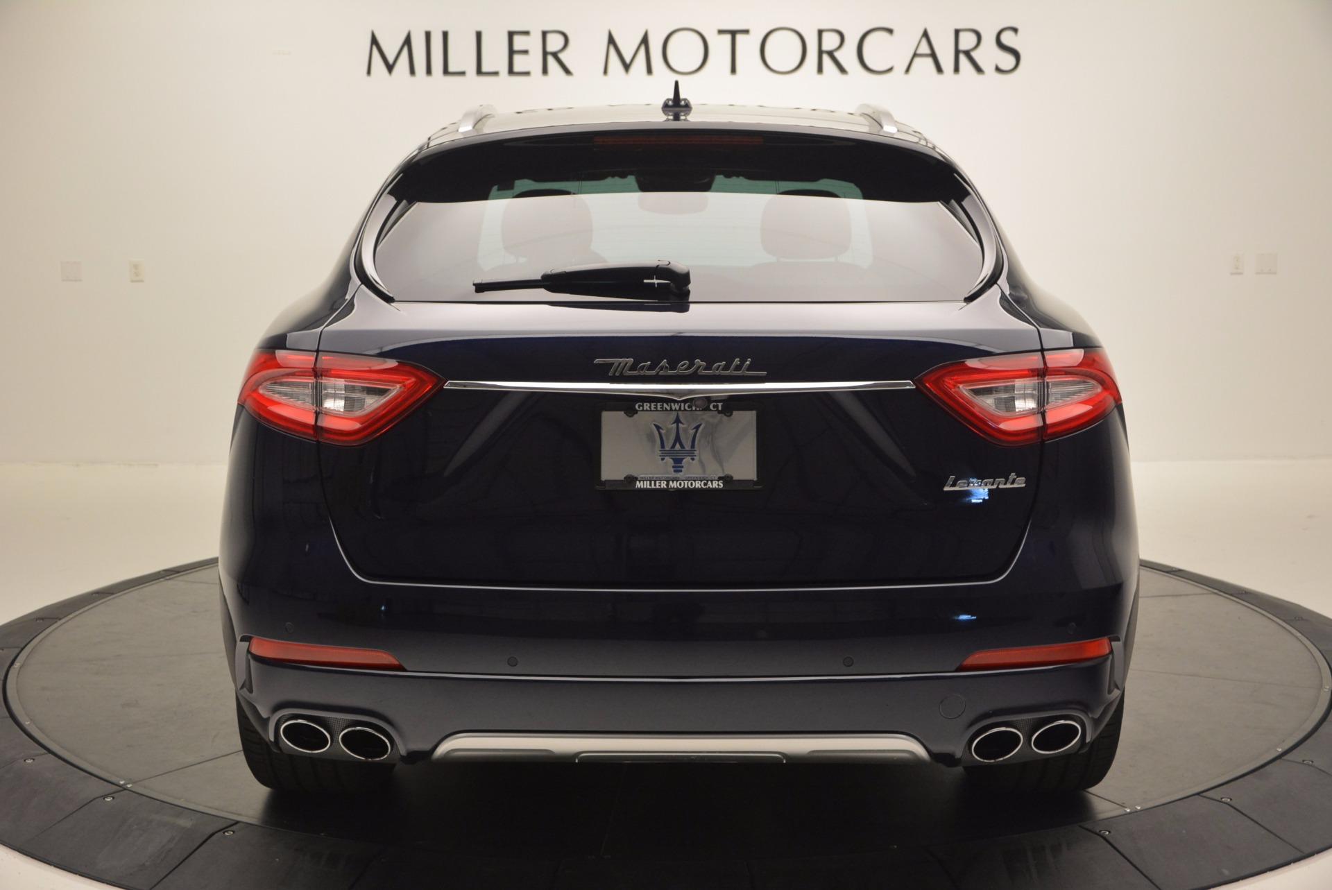 Used 2017 Maserati Levante S For Sale In Westport, CT 752_p5