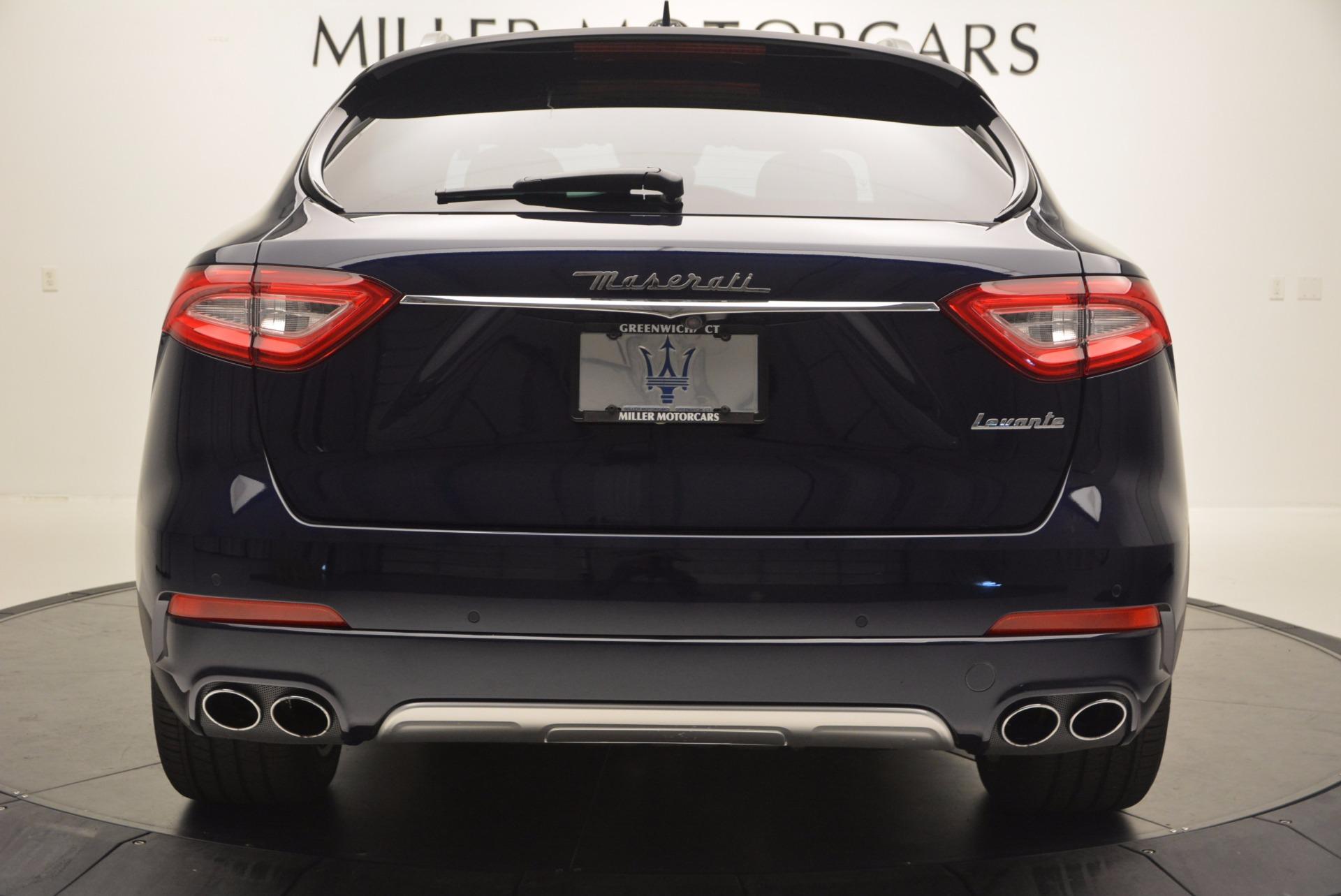 Used 2017 Maserati Levante S For Sale In Westport, CT 752_p6