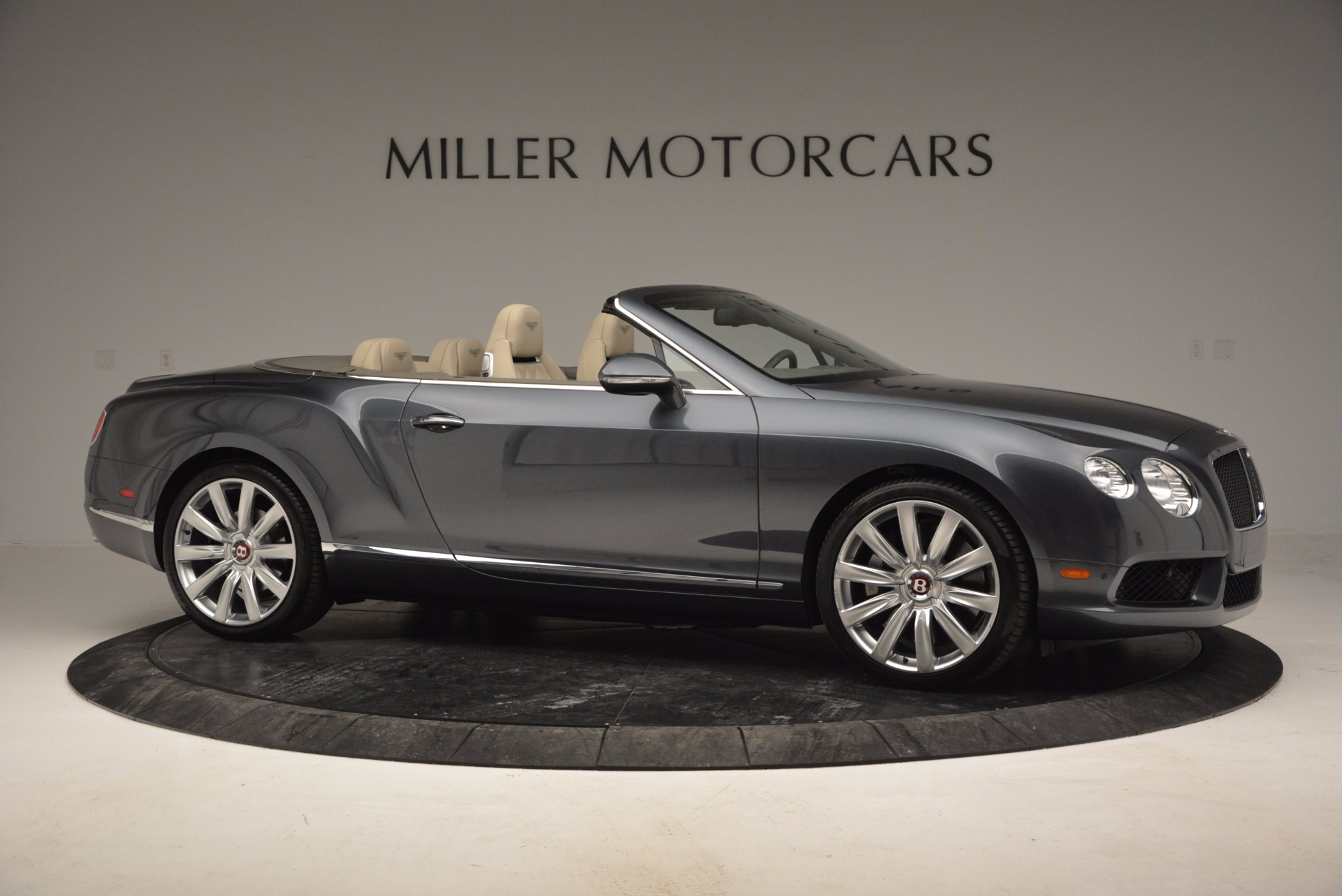 Used 2014 Bentley Continental GT V8 For Sale In Westport, CT 753_p10