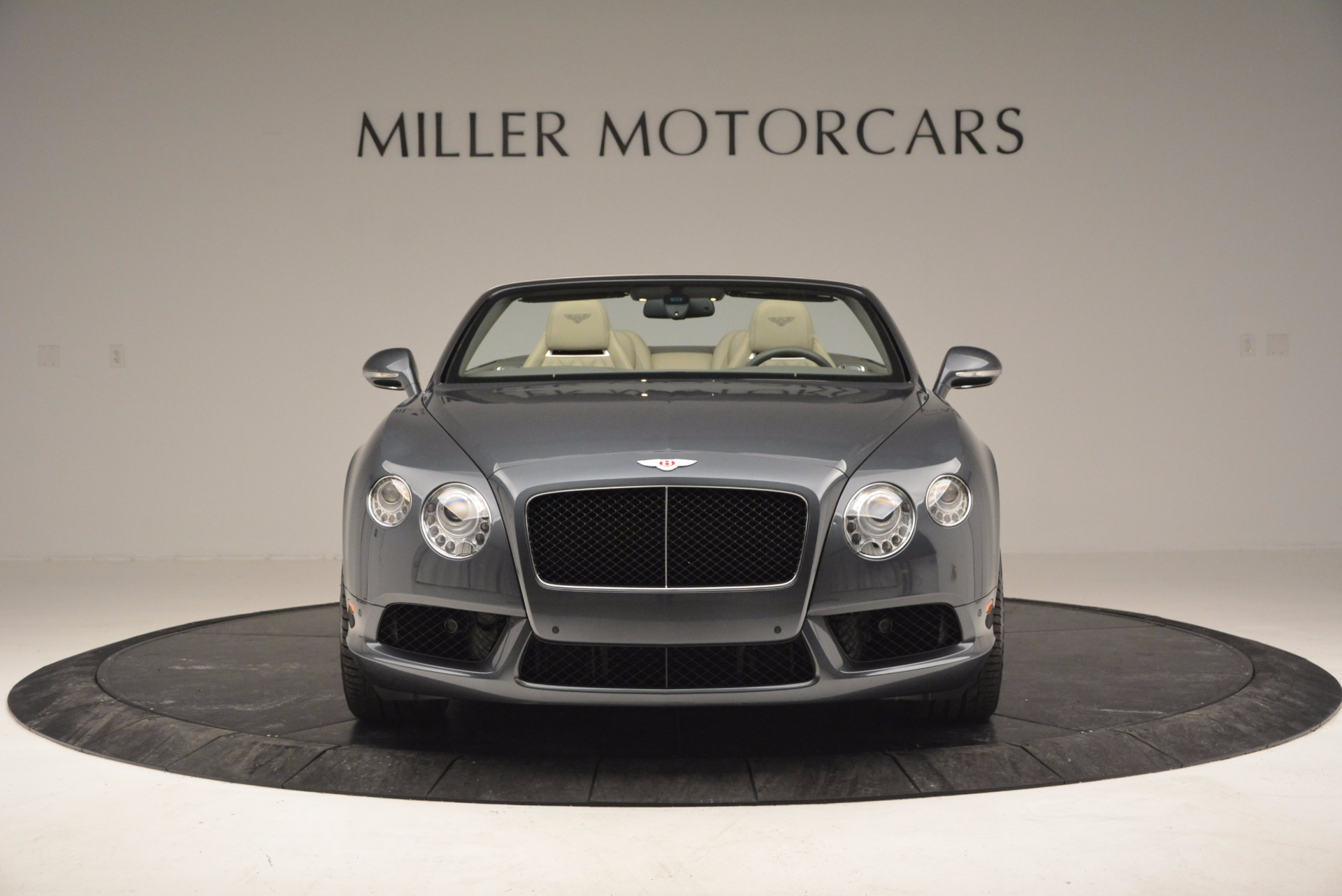 Used 2014 Bentley Continental GT V8 For Sale In Westport, CT 753_p12