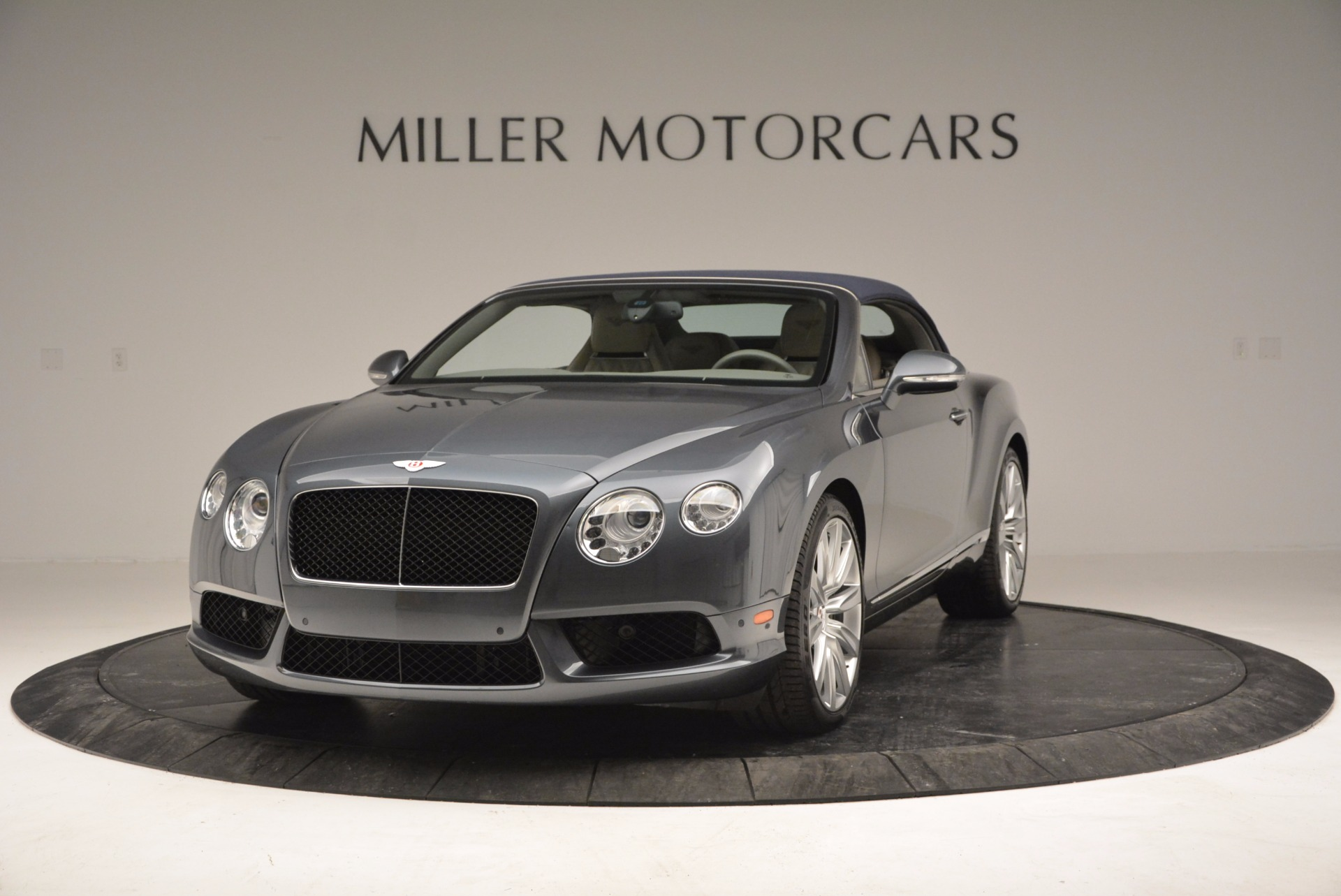 Used 2014 Bentley Continental GT V8 For Sale In Westport, CT 753_p13
