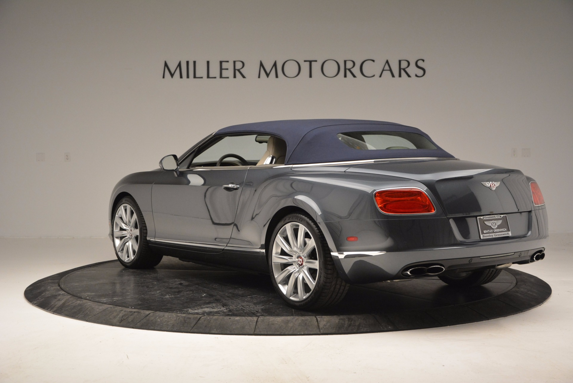 Used 2014 Bentley Continental GT V8 For Sale In Westport, CT 753_p17
