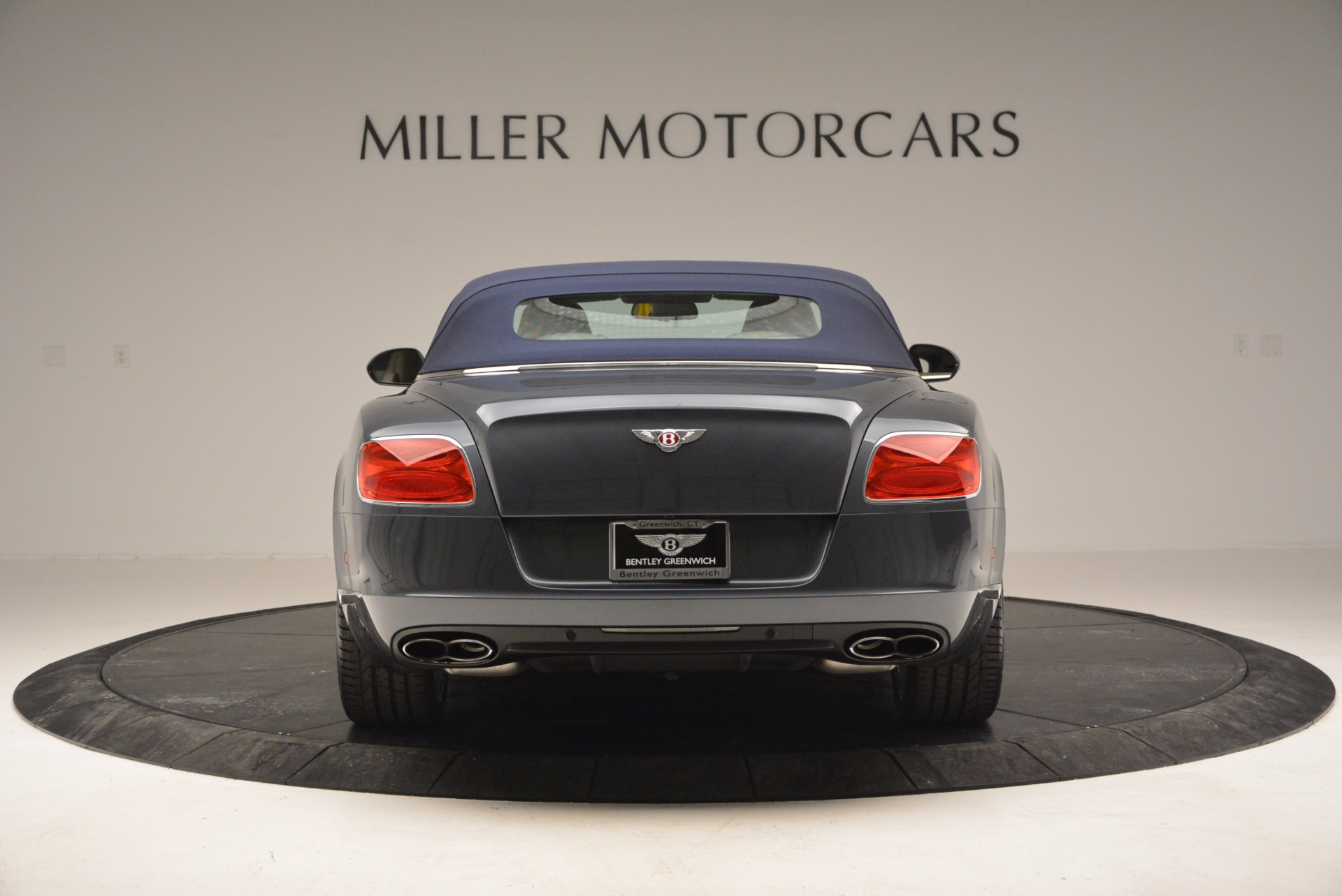 Used 2014 Bentley Continental GT V8 For Sale In Westport, CT 753_p18