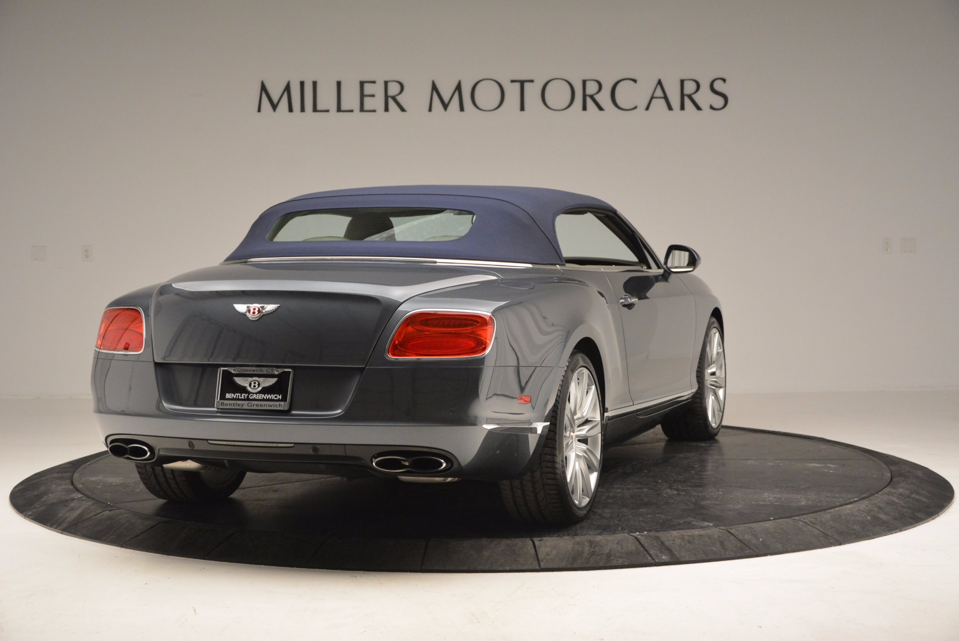 Used 2014 Bentley Continental GT V8 For Sale In Westport, CT 753_p19
