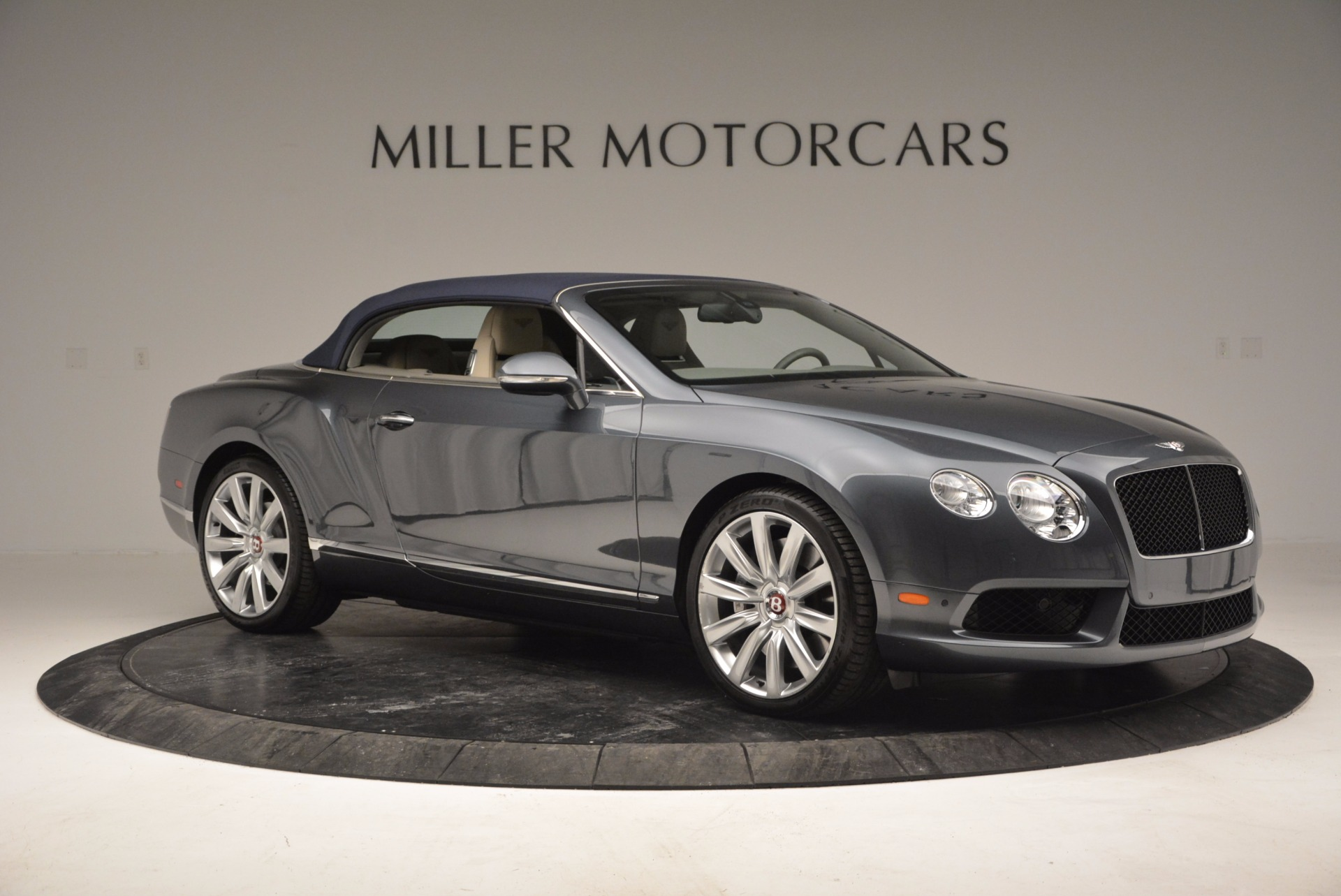 Used 2014 Bentley Continental GT V8 For Sale In Westport, CT 753_p23