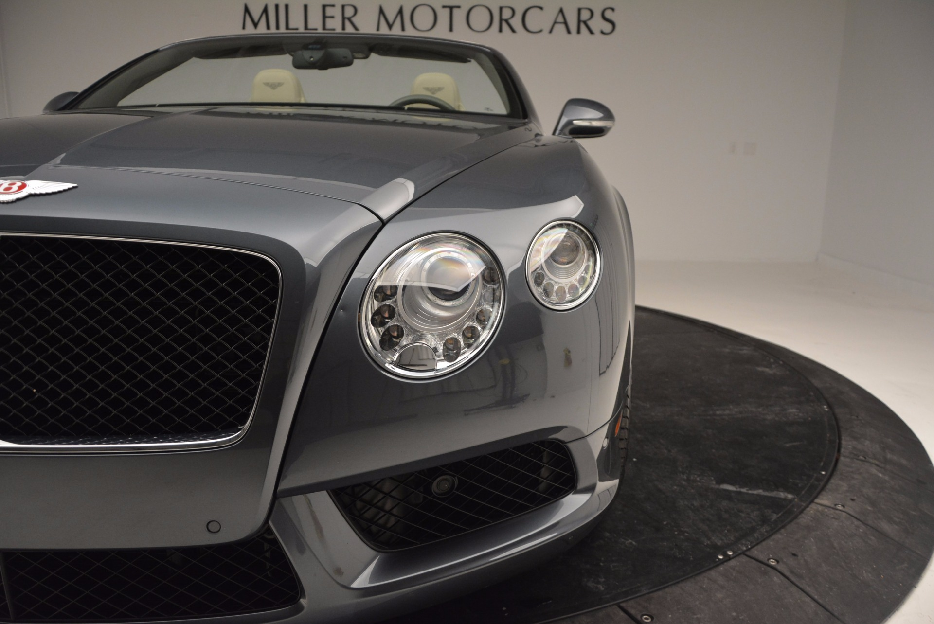 Used 2014 Bentley Continental GT V8 For Sale In Westport, CT 753_p27