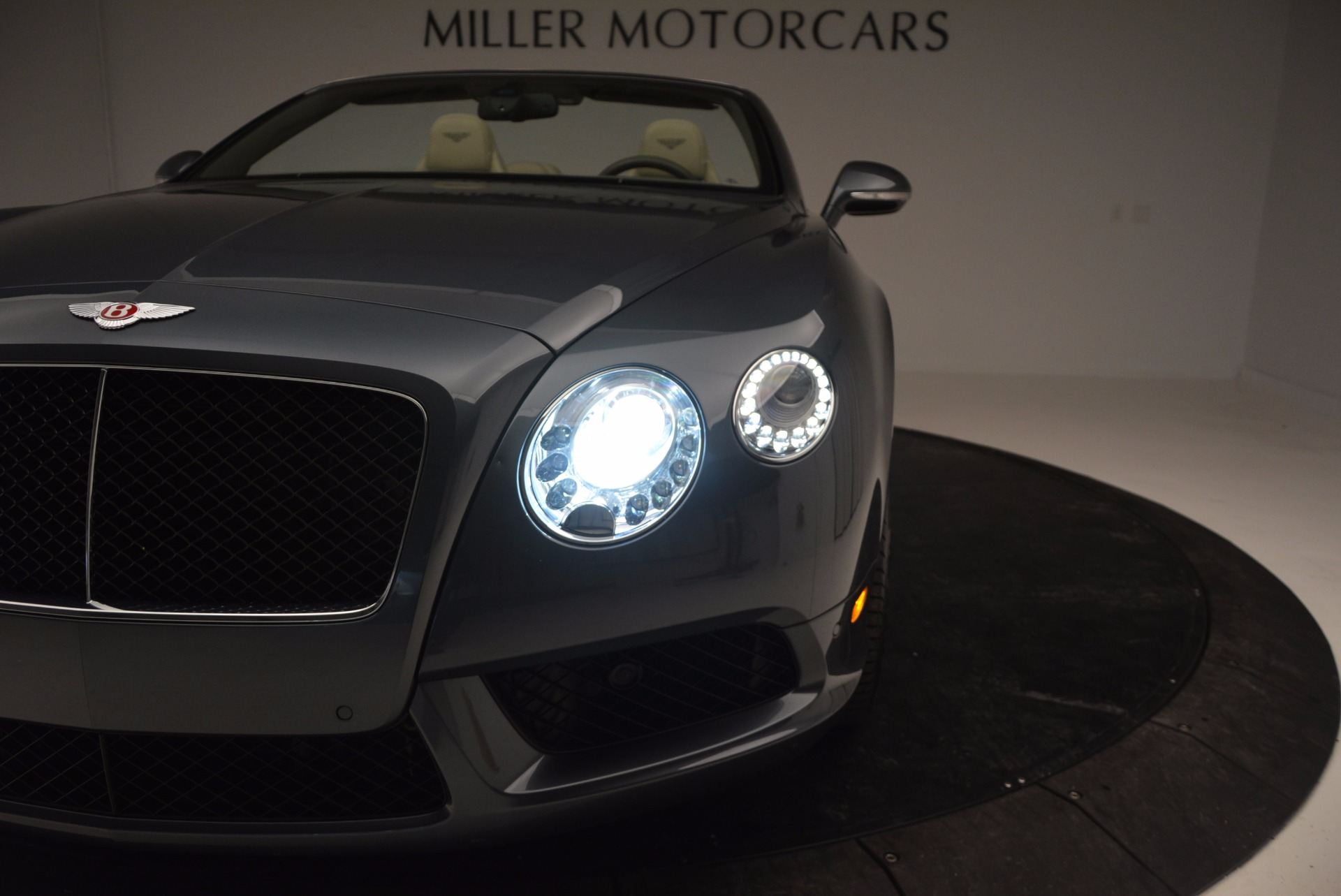 Used 2014 Bentley Continental GT V8 For Sale In Westport, CT 753_p28