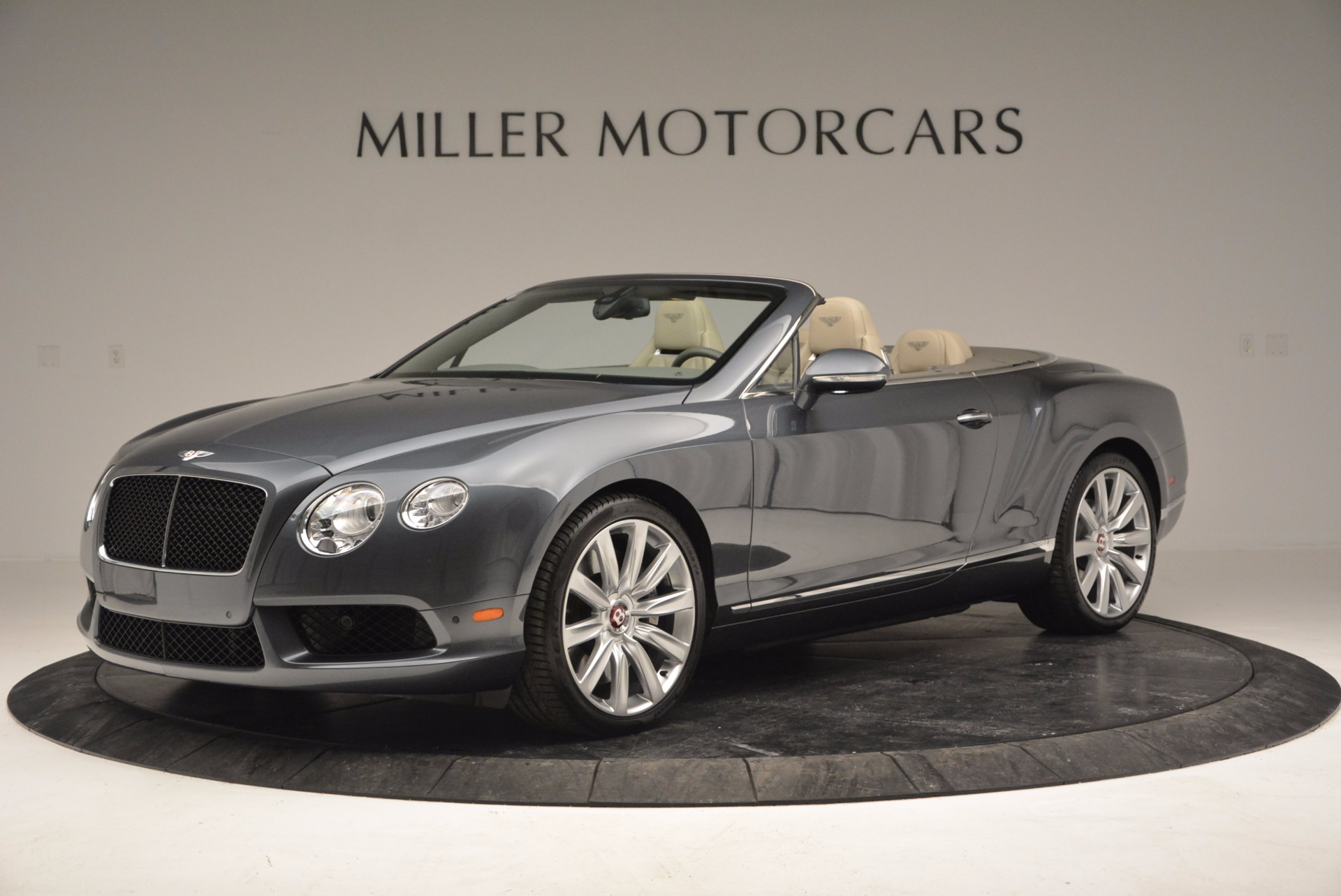 Used 2014 Bentley Continental GT V8 For Sale In Westport, CT 753_p2