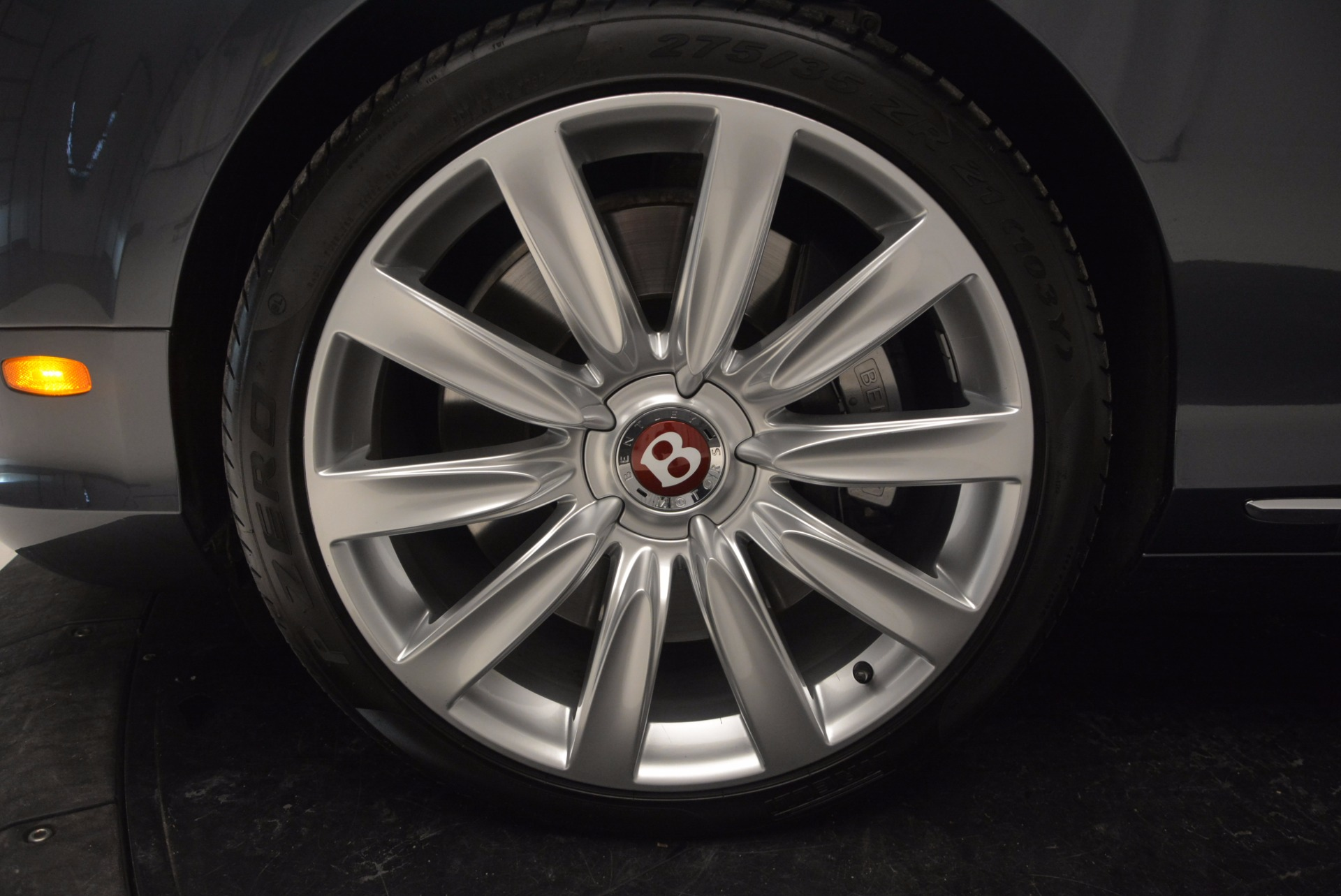 Used 2014 Bentley Continental GT V8 For Sale In Westport, CT 753_p31
