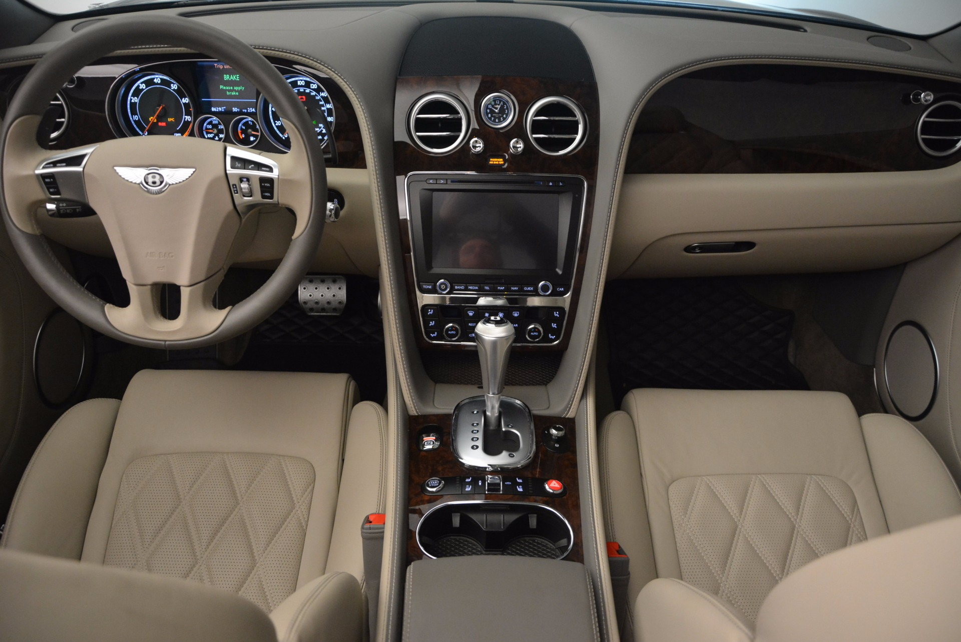 Used 2014 Bentley Continental GT V8 For Sale In Westport, CT 753_p43