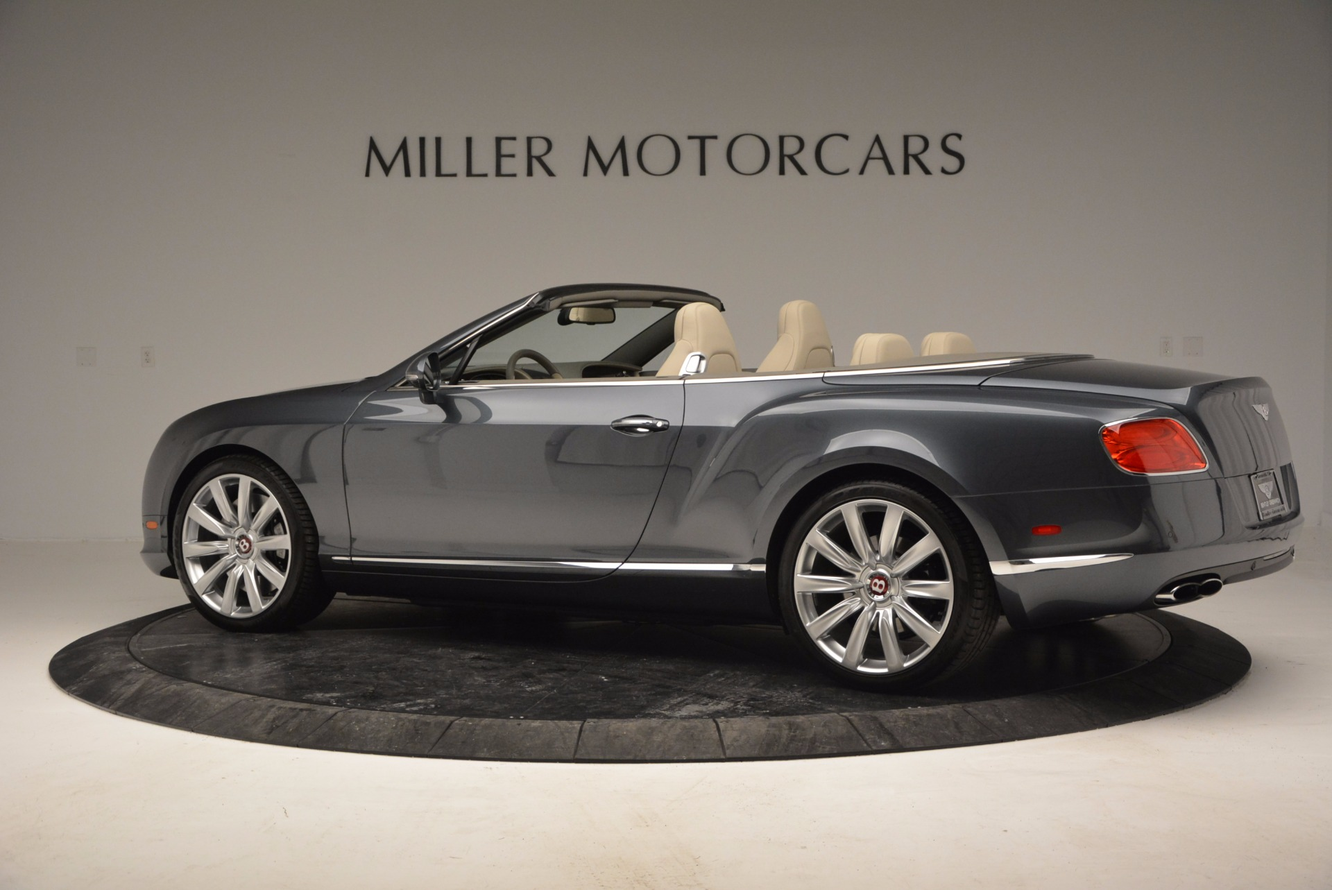 Used 2014 Bentley Continental GT V8 For Sale In Westport, CT 753_p4