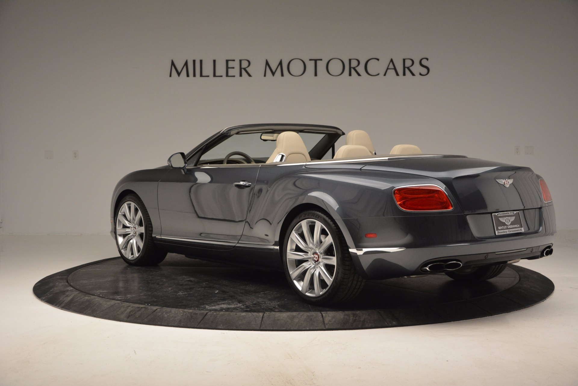 Used 2014 Bentley Continental GT V8 For Sale In Westport, CT 753_p5
