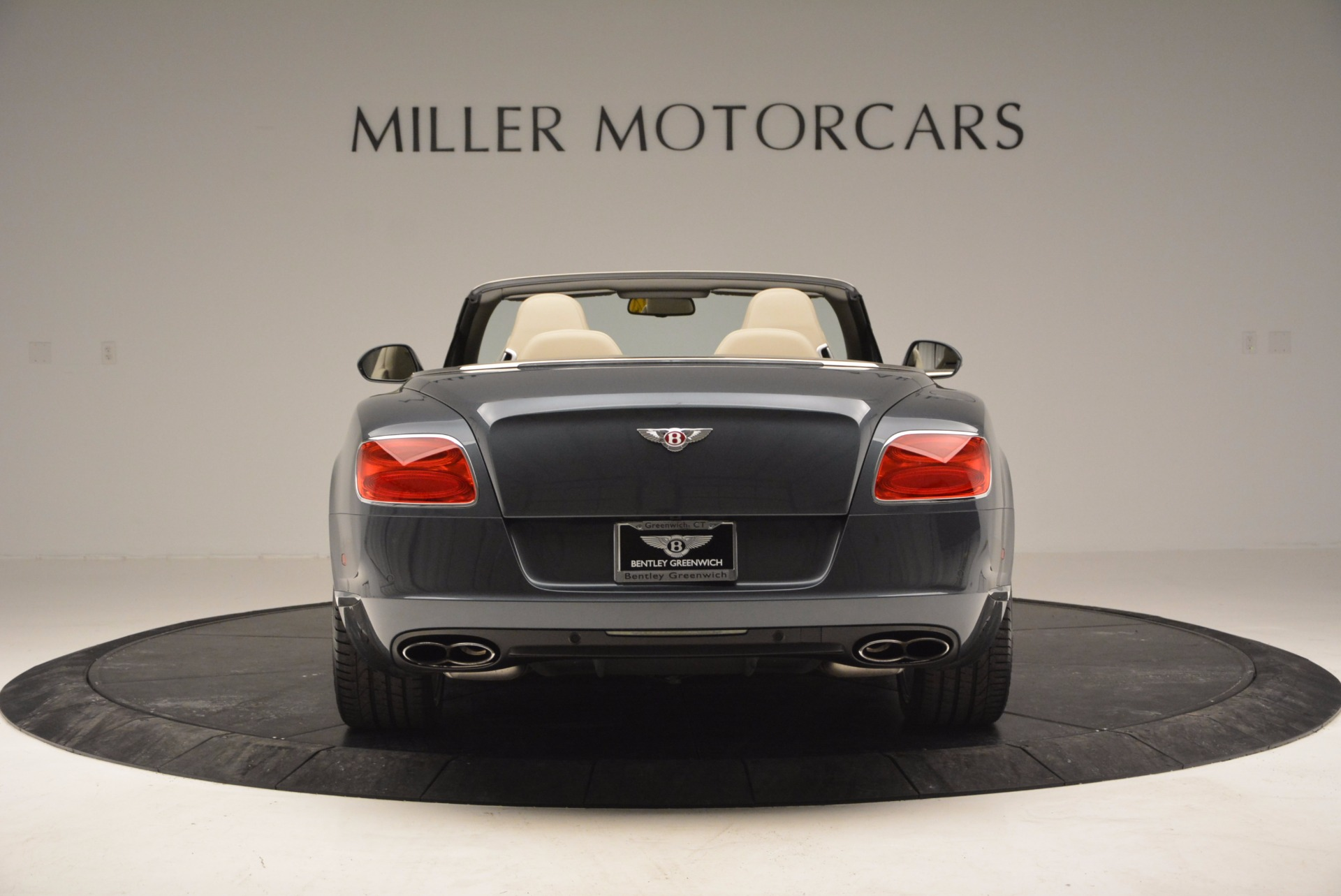 Used 2014 Bentley Continental GT V8 For Sale In Westport, CT 753_p6
