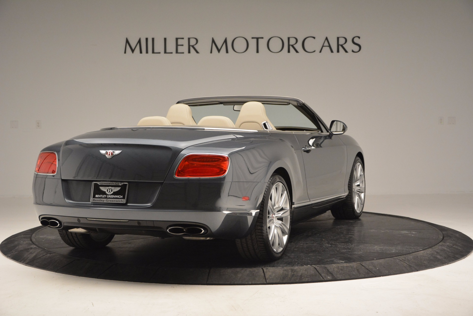 Used 2014 Bentley Continental GT V8 For Sale In Westport, CT 753_p7
