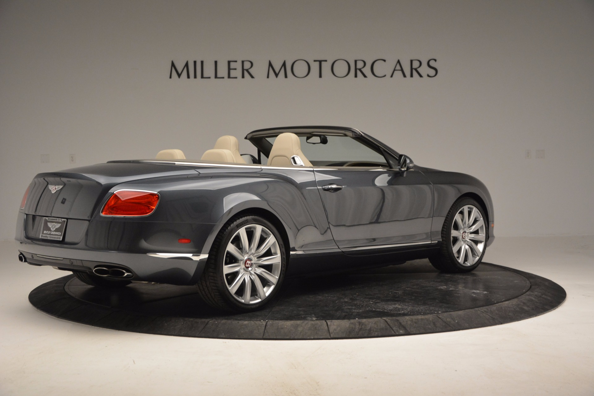 Used 2014 Bentley Continental GT V8 For Sale In Westport, CT 753_p8