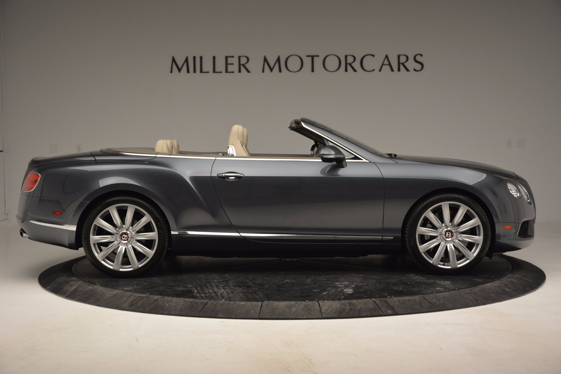 Used 2014 Bentley Continental GT V8 For Sale In Westport, CT 753_p9