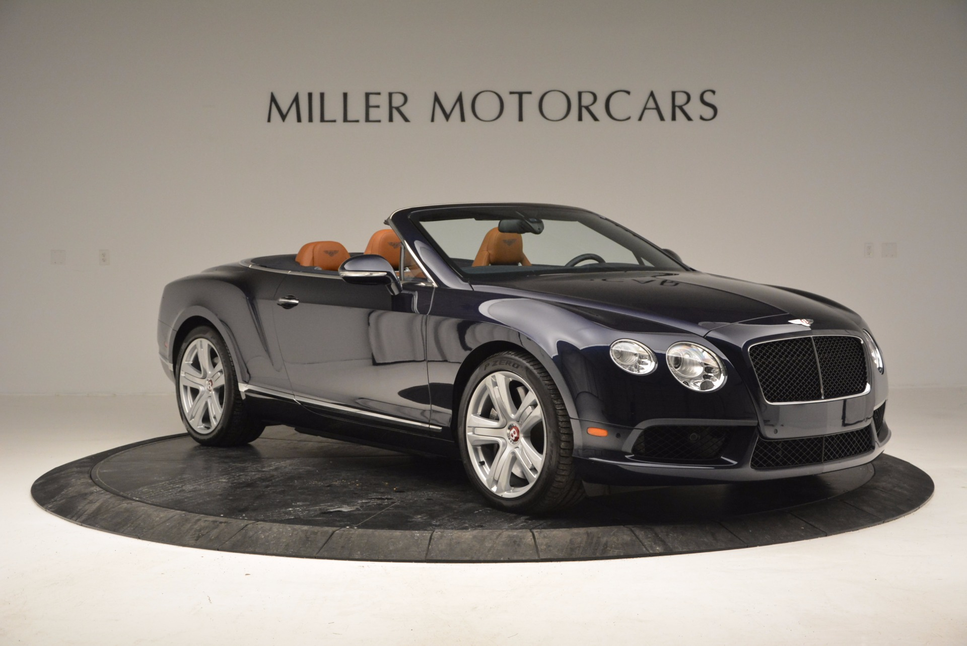 Used 2014 Bentley Continental GT V8 For Sale In Westport, CT 754_p11