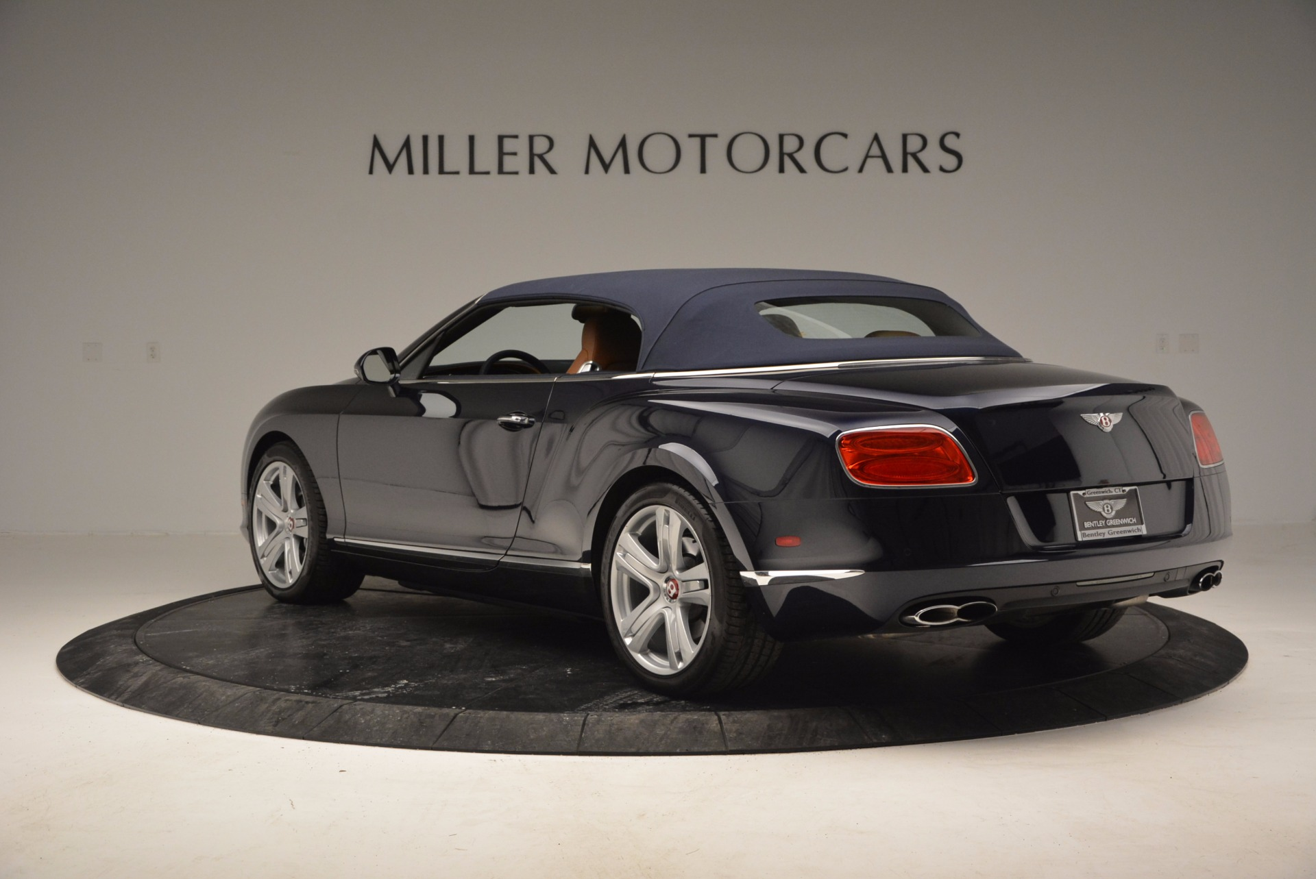 Used 2014 Bentley Continental GT V8 For Sale In Westport, CT 754_p17