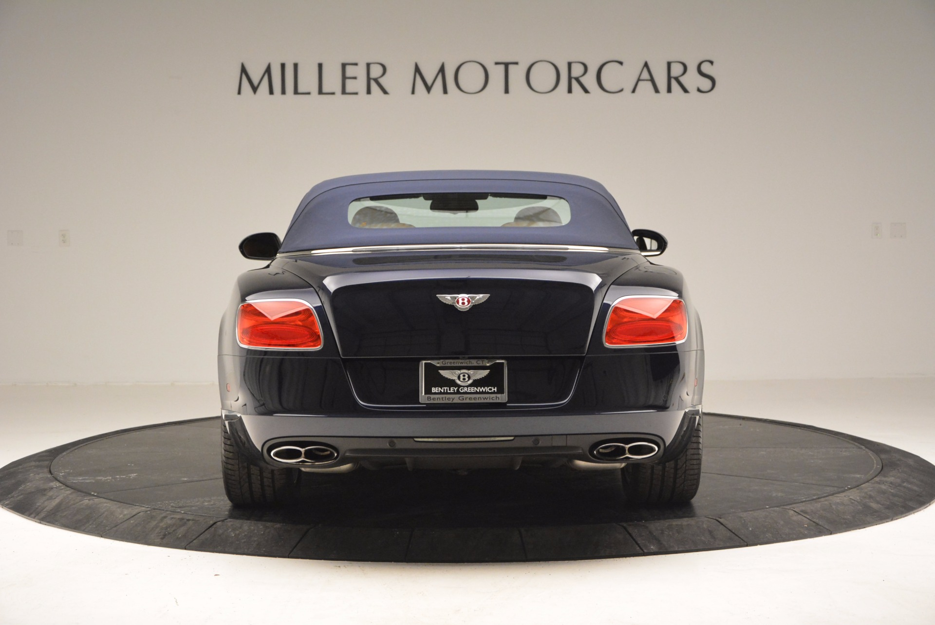 Used 2014 Bentley Continental GT V8 For Sale In Westport, CT 754_p18