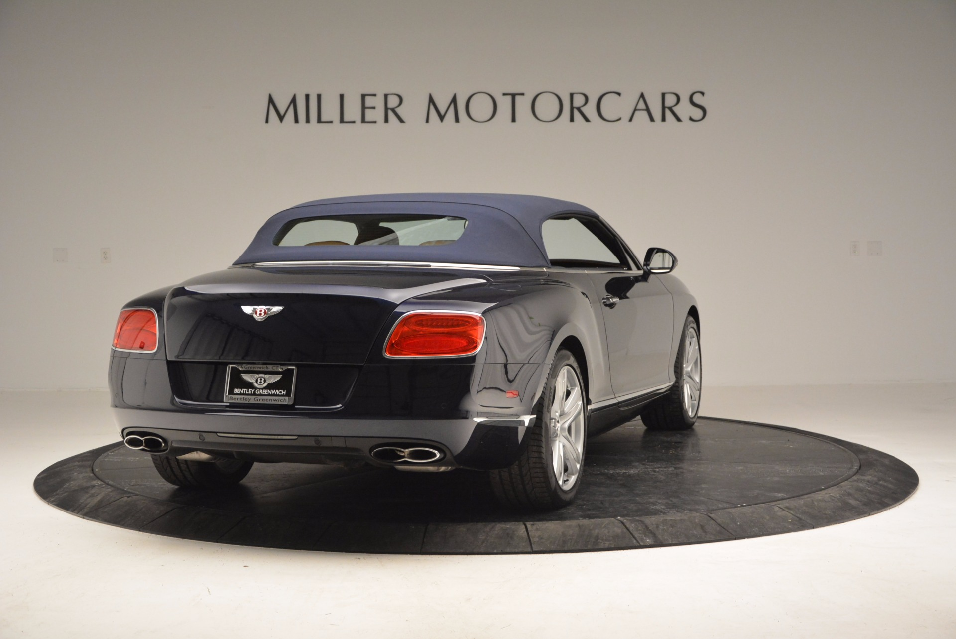 Used 2014 Bentley Continental GT V8 For Sale In Westport, CT 754_p19