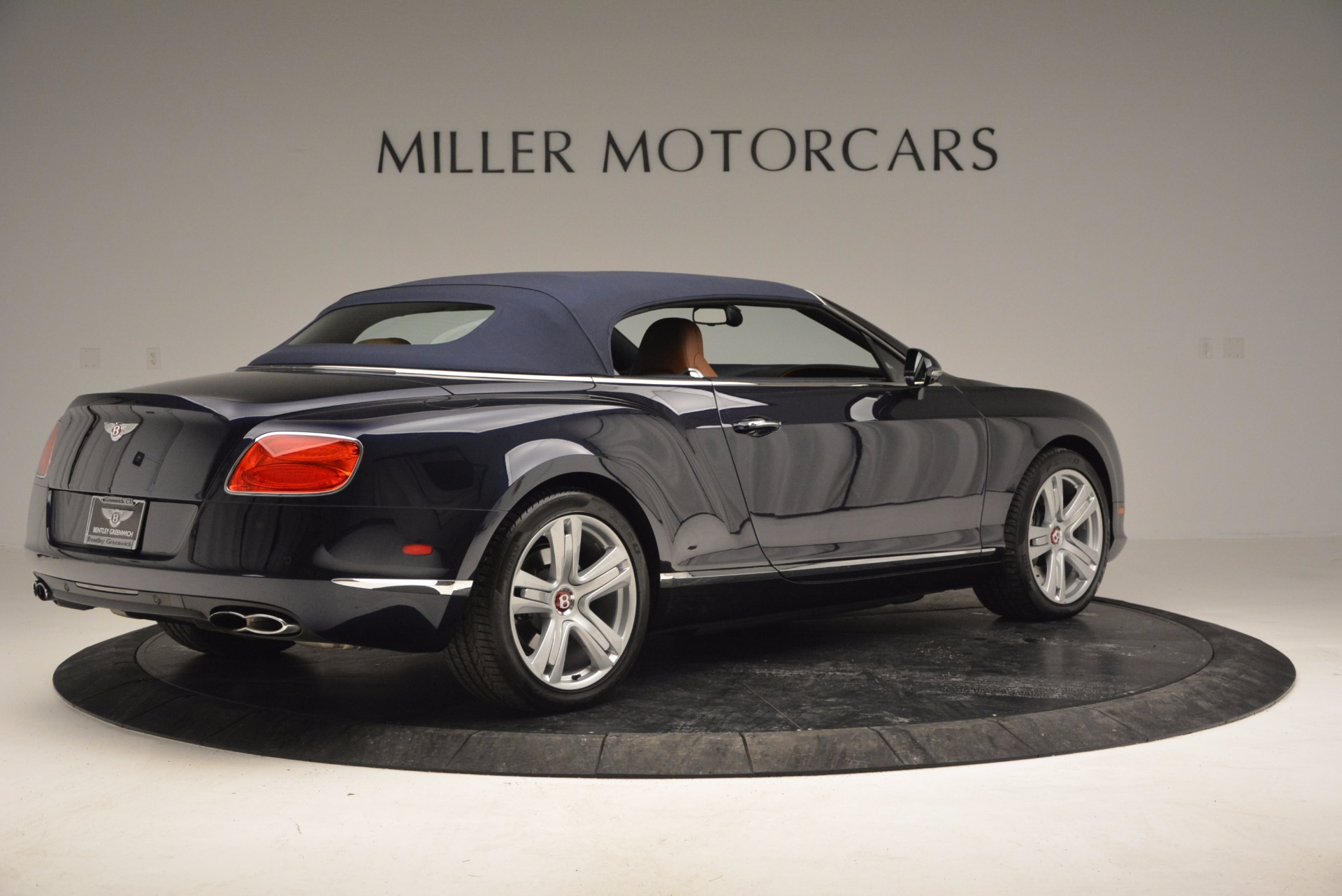 Used 2014 Bentley Continental GT V8 For Sale In Westport, CT 754_p20