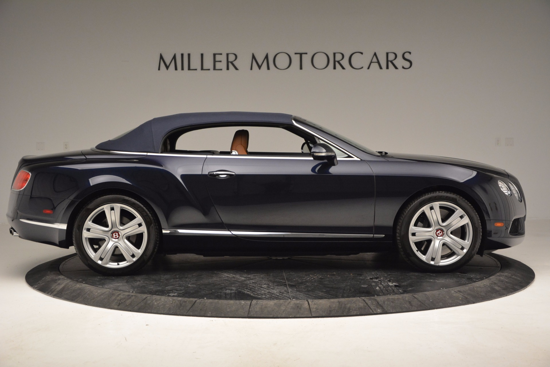 Used 2014 Bentley Continental GT V8 For Sale In Westport, CT 754_p21