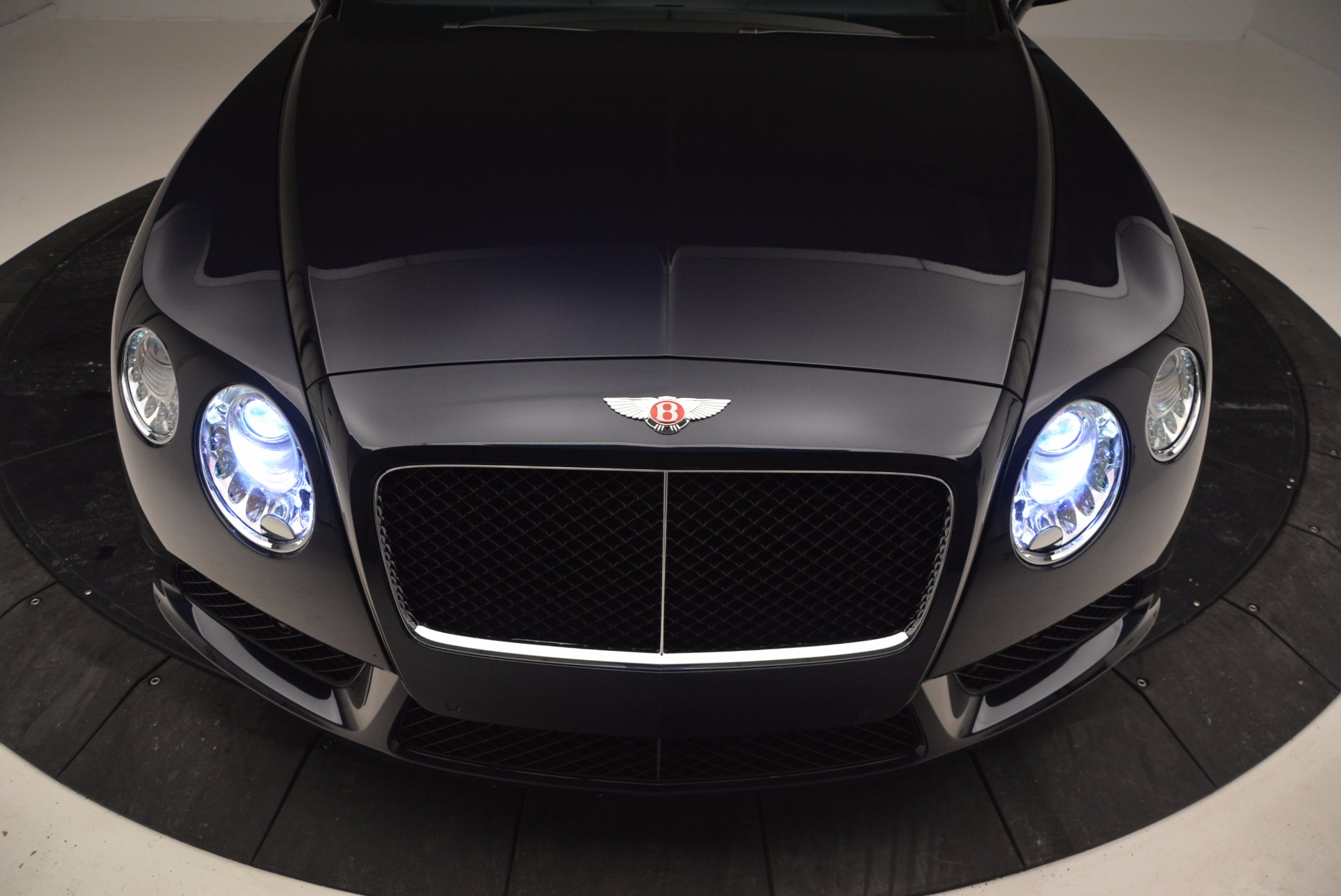 Used 2014 Bentley Continental GT V8 For Sale In Westport, CT 754_p27
