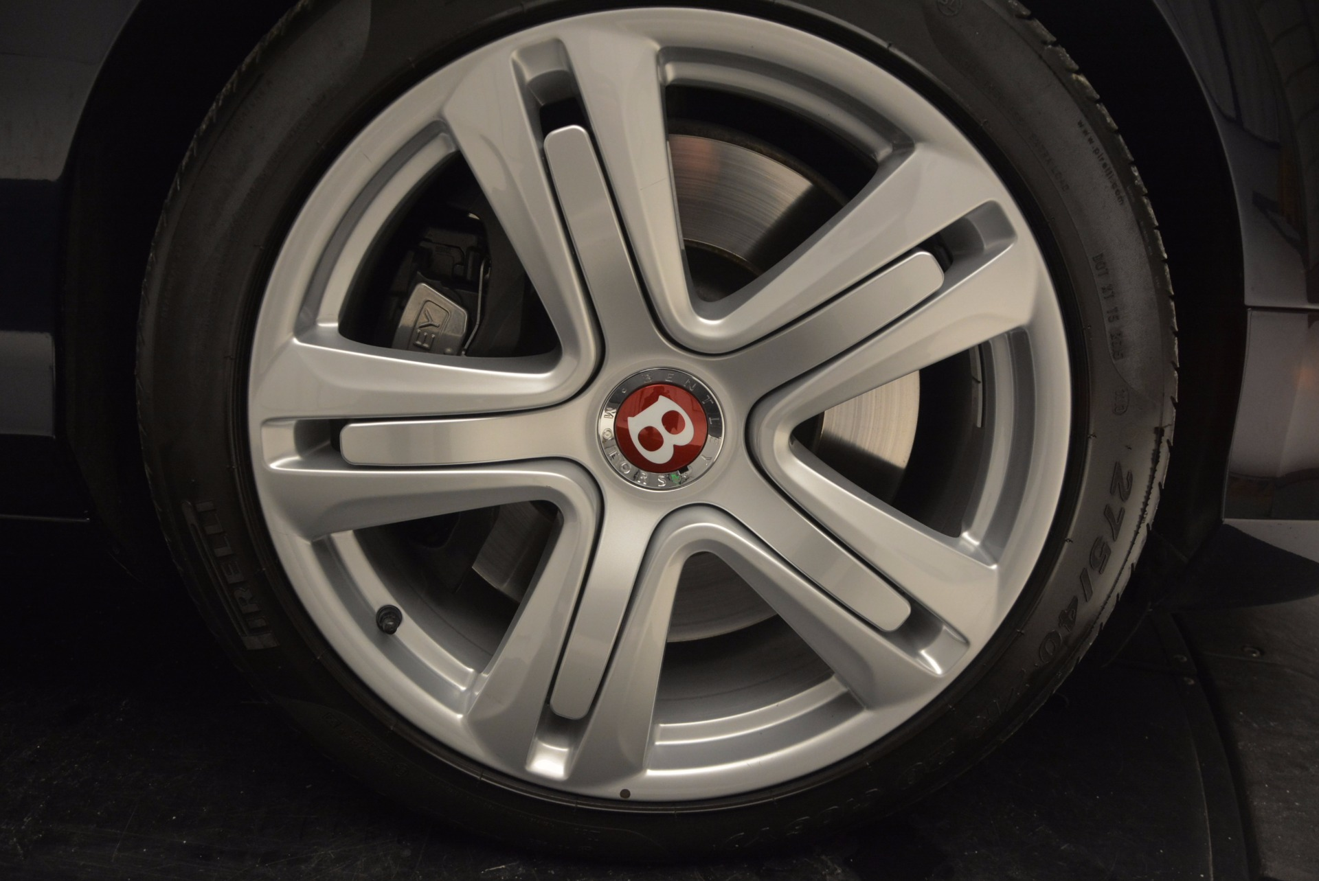 Used 2014 Bentley Continental GT V8 For Sale In Westport, CT 754_p30