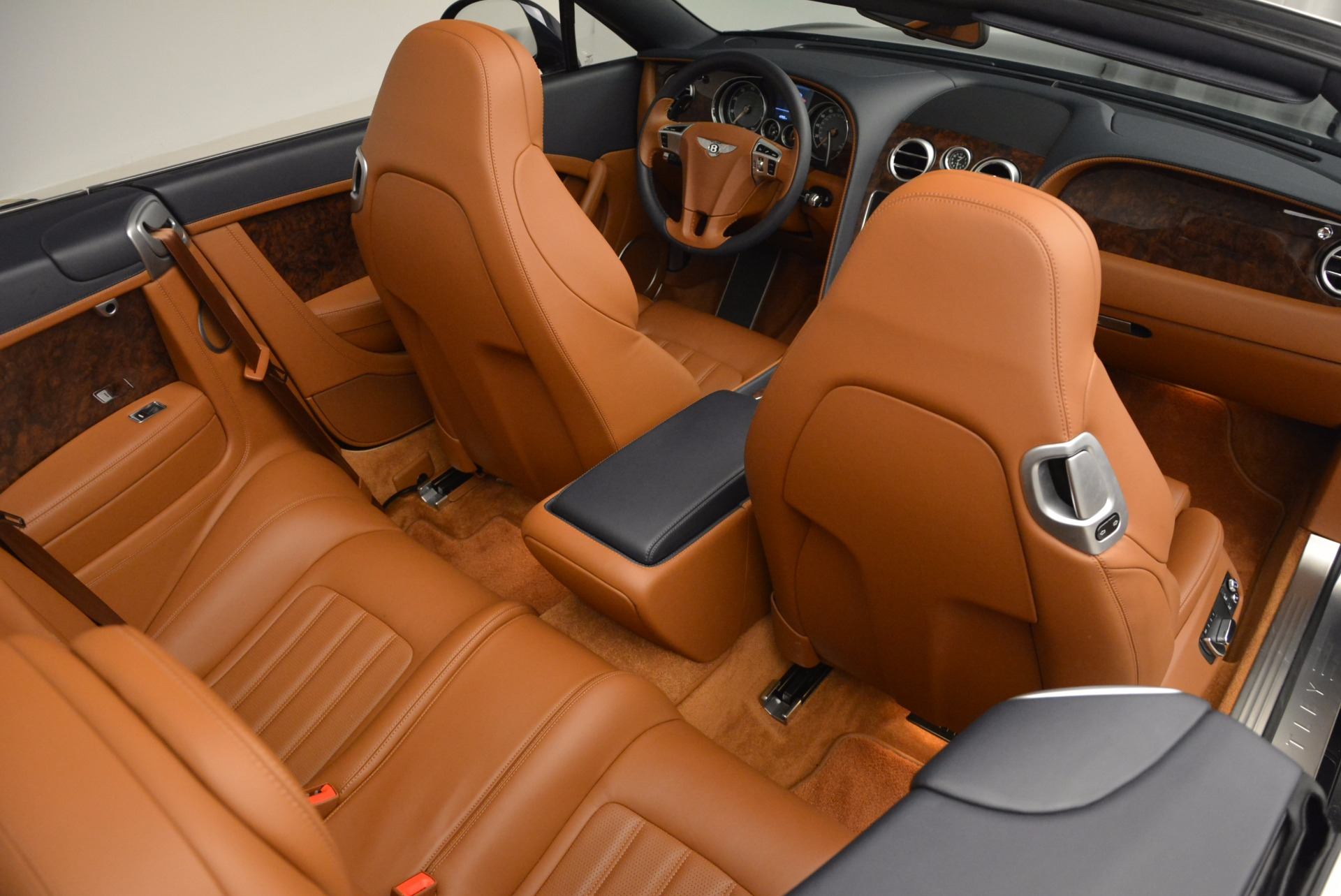 Used 2014 Bentley Continental GT V8 For Sale In Westport, CT 754_p48