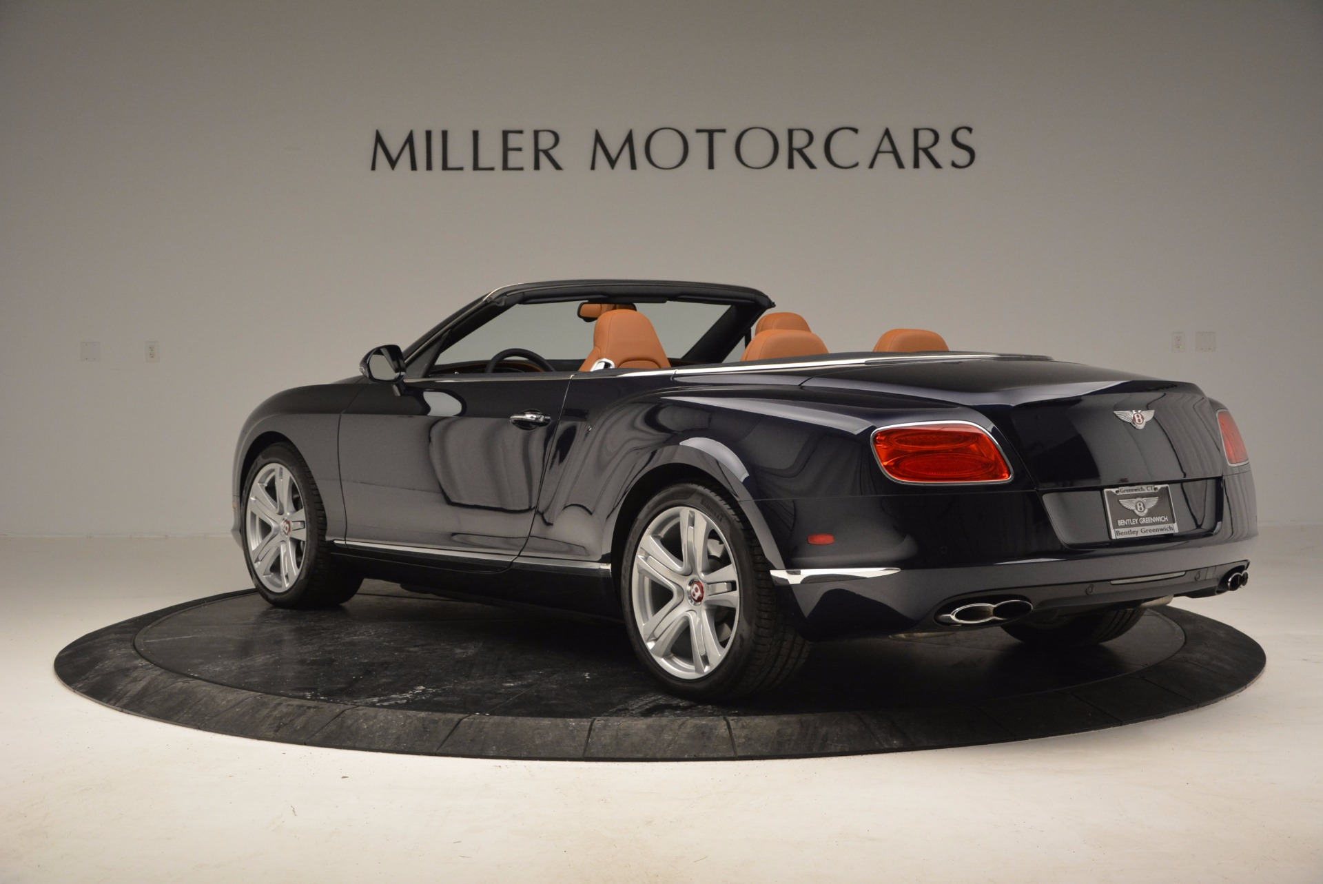 Used 2014 Bentley Continental GT V8 For Sale In Westport, CT 754_p5