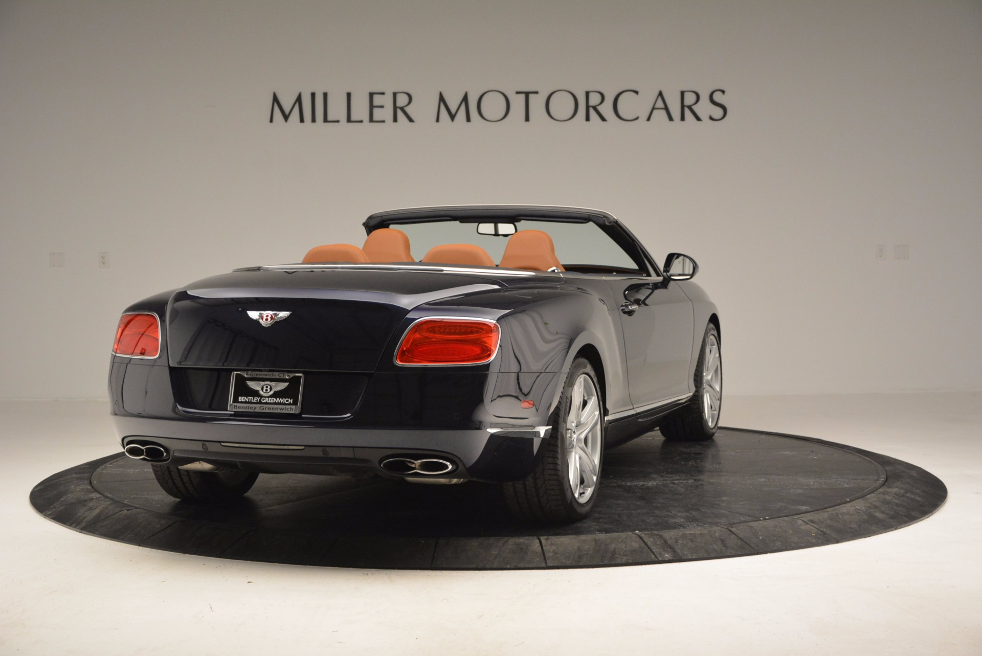 Used 2014 Bentley Continental GT V8 For Sale In Westport, CT 754_p7