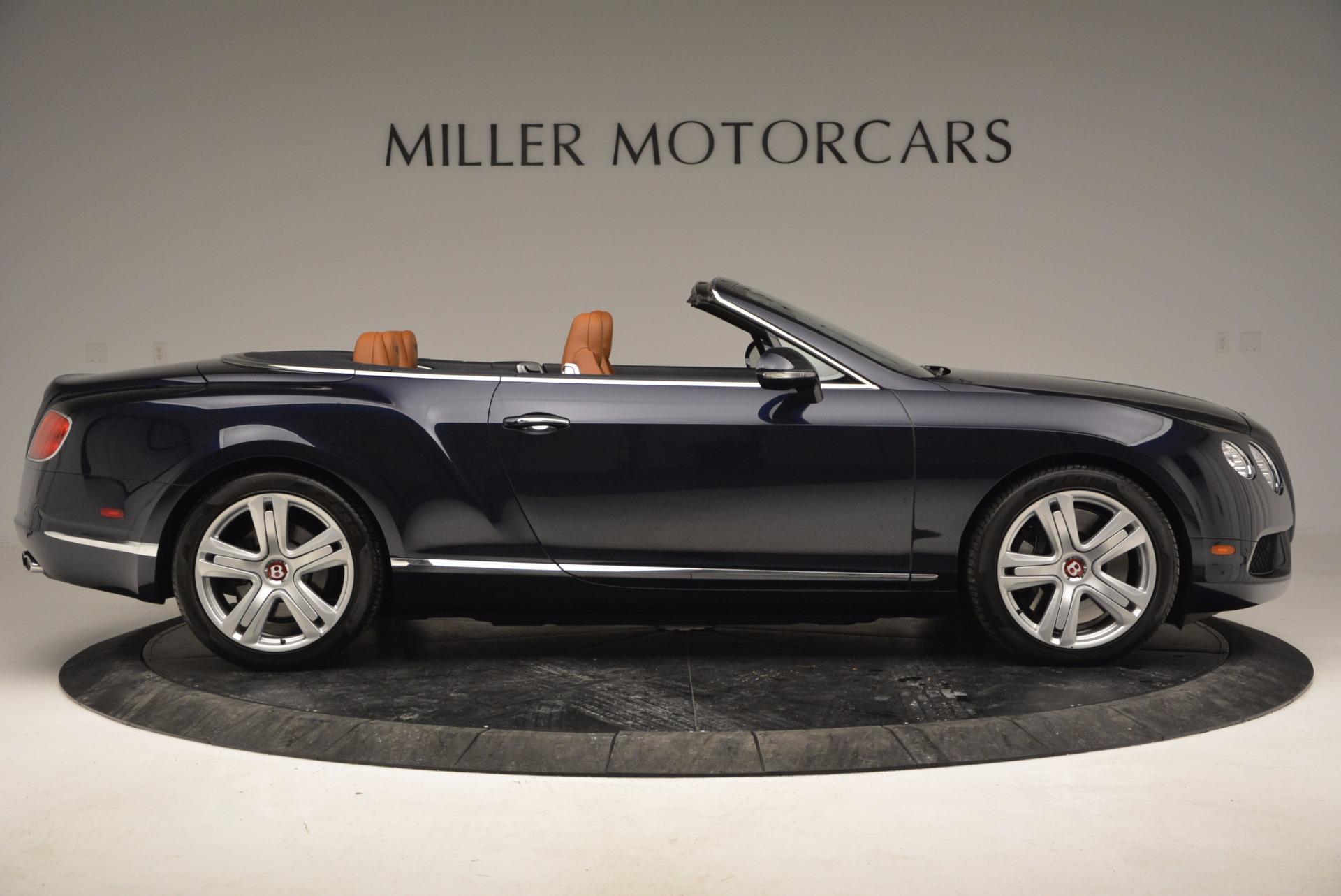 Used 2014 Bentley Continental GT V8 For Sale In Westport, CT 754_p9
