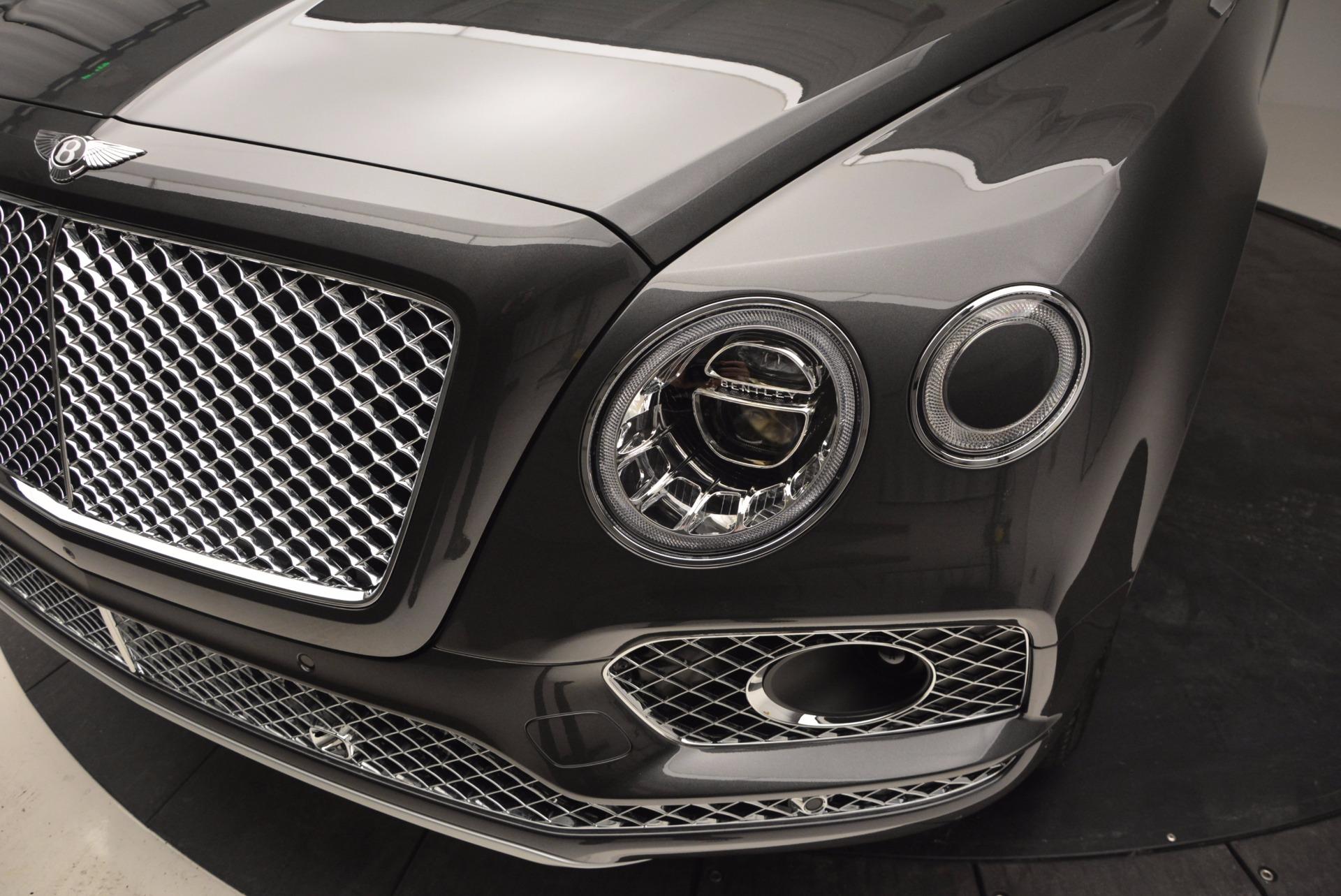 New 2017 Bentley Bentayga  For Sale In Westport, CT 755_p14