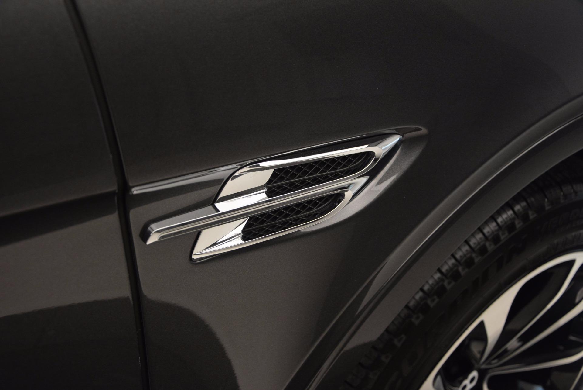 New 2017 Bentley Bentayga  For Sale In Westport, CT 755_p20