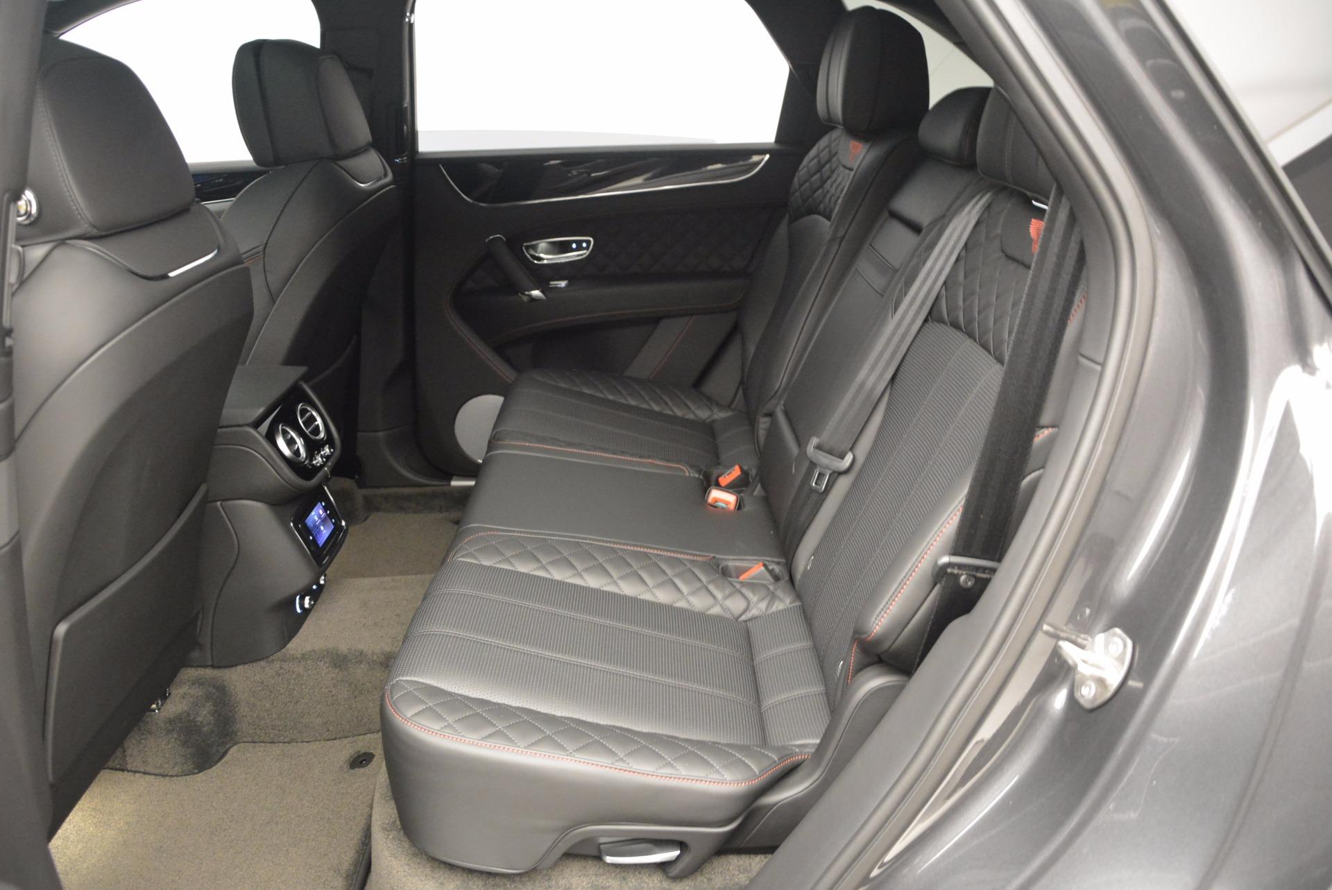 New 2017 Bentley Bentayga  For Sale In Westport, CT 755_p34