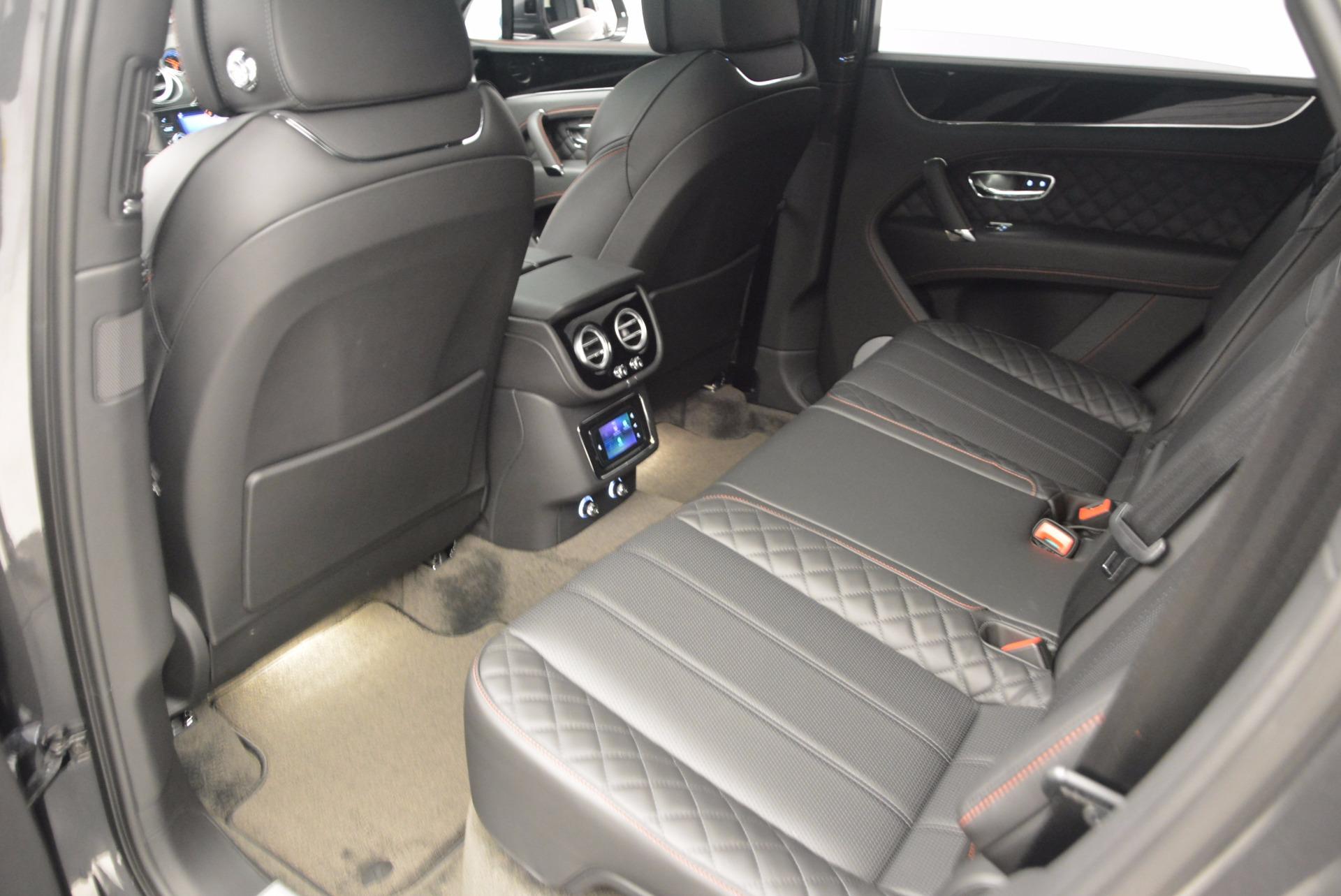 New 2017 Bentley Bentayga  For Sale In Westport, CT 755_p35