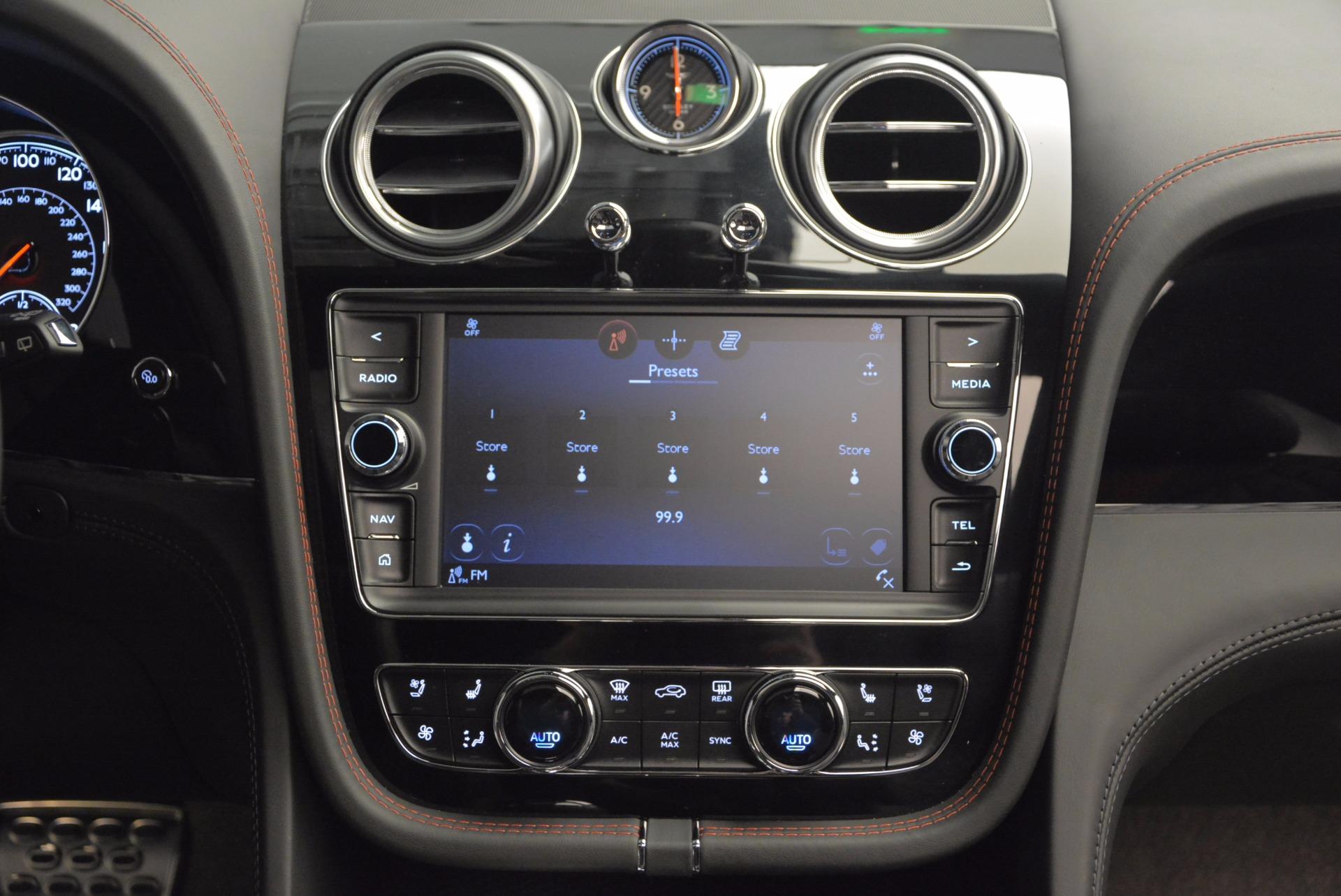 New 2017 Bentley Bentayga  For Sale In Westport, CT 755_p39