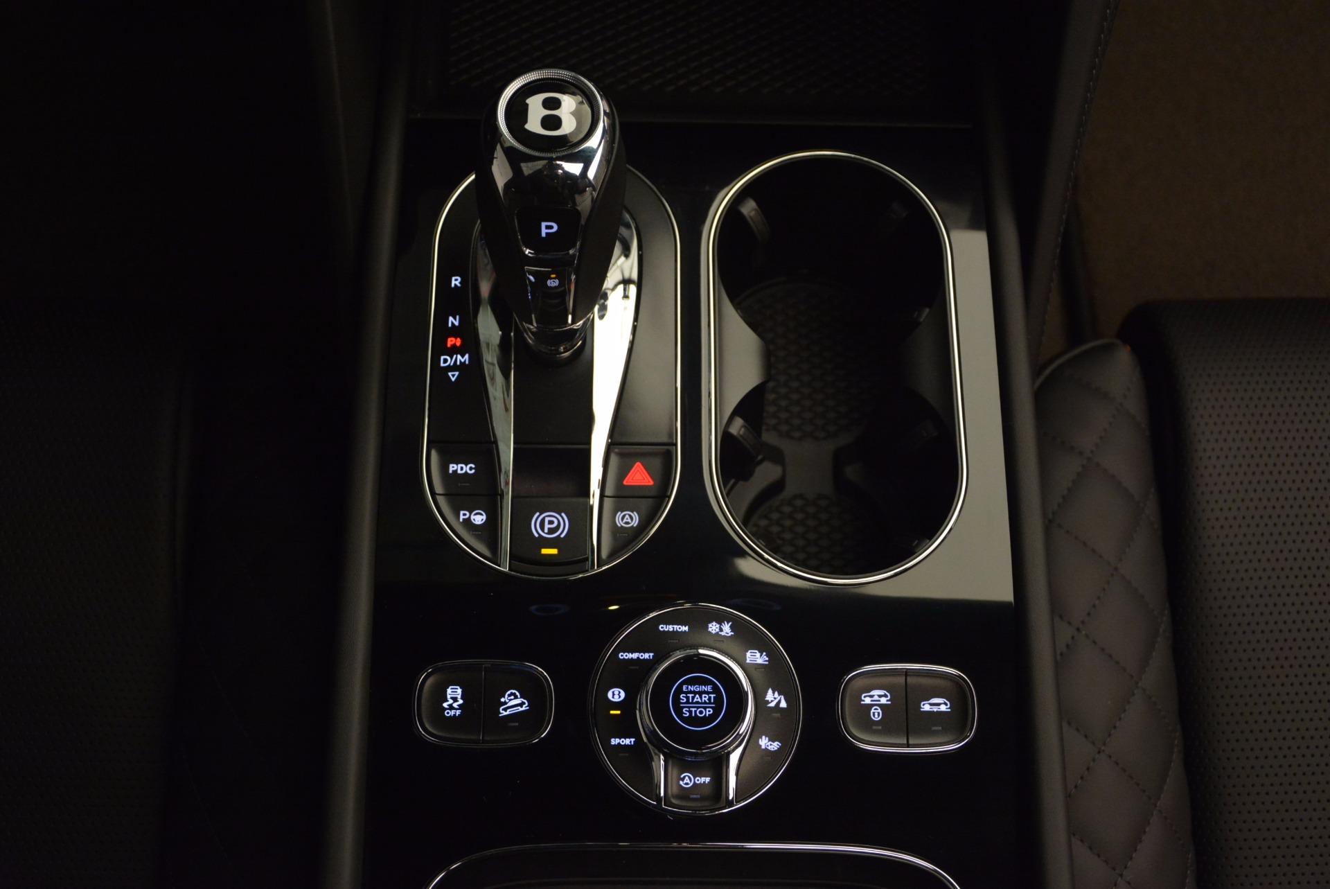 New 2017 Bentley Bentayga  For Sale In Westport, CT 755_p40