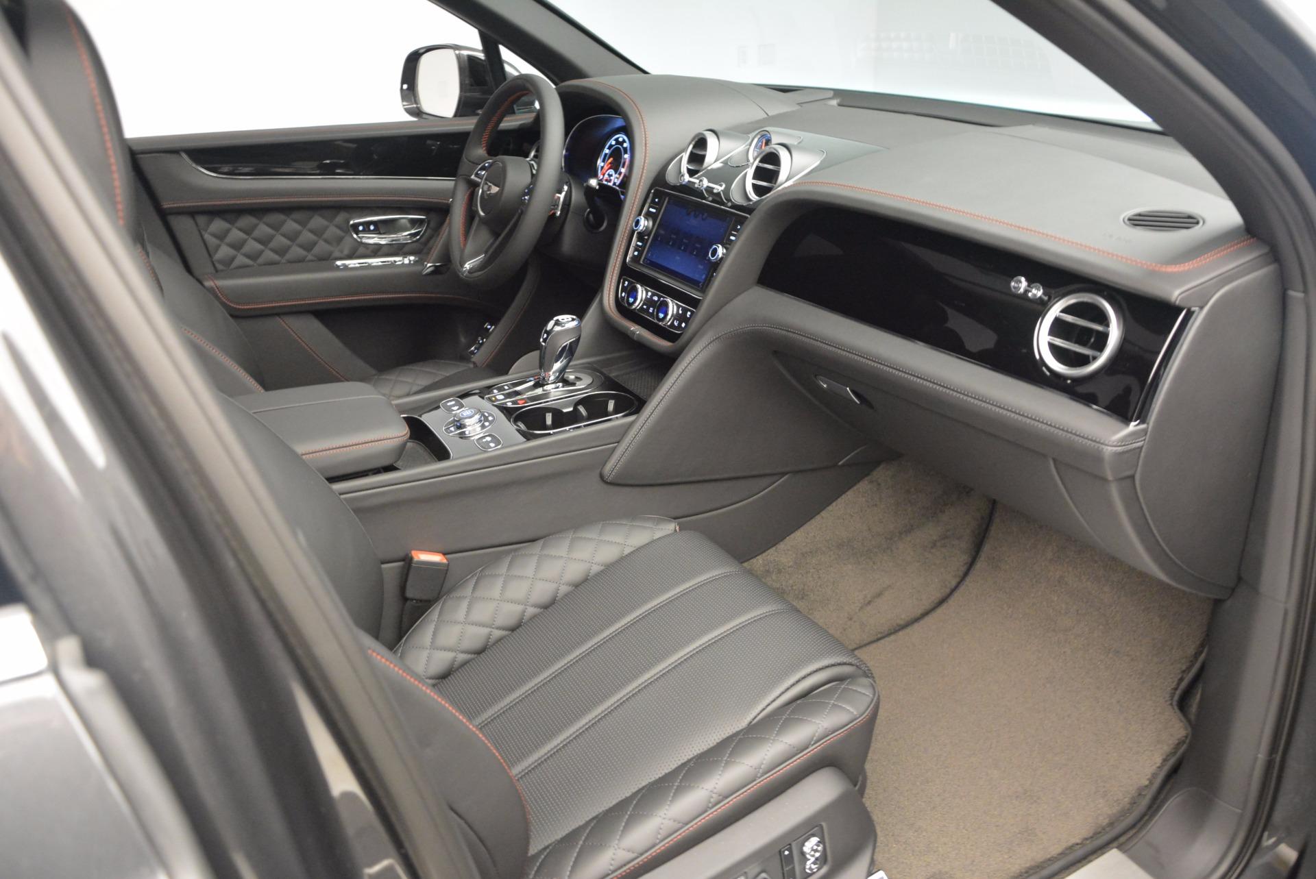 New 2017 Bentley Bentayga  For Sale In Westport, CT 755_p48