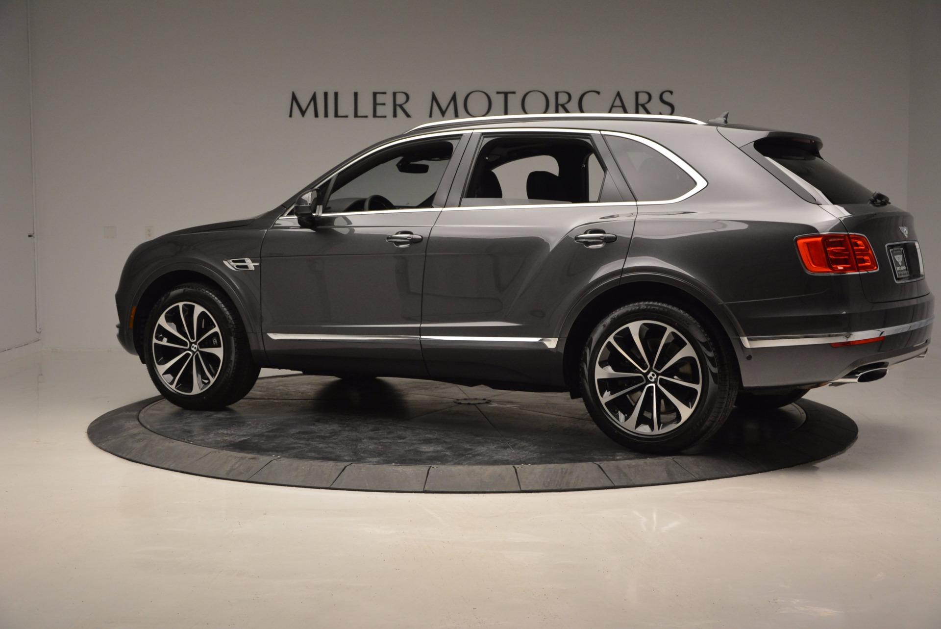 New 2017 Bentley Bentayga  For Sale In Westport, CT 755_p4