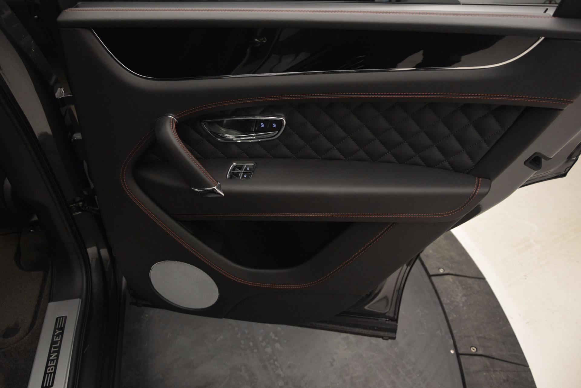 New 2017 Bentley Bentayga  For Sale In Westport, CT 755_p51