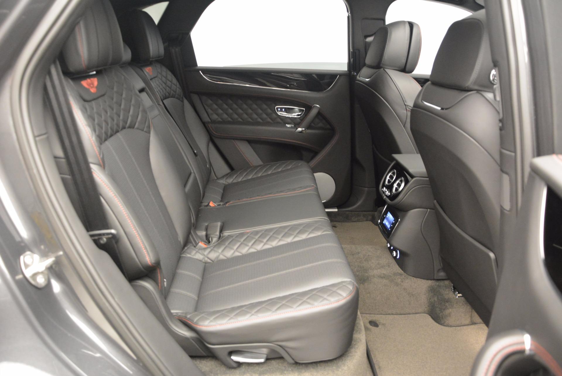 New 2017 Bentley Bentayga  For Sale In Westport, CT 755_p53