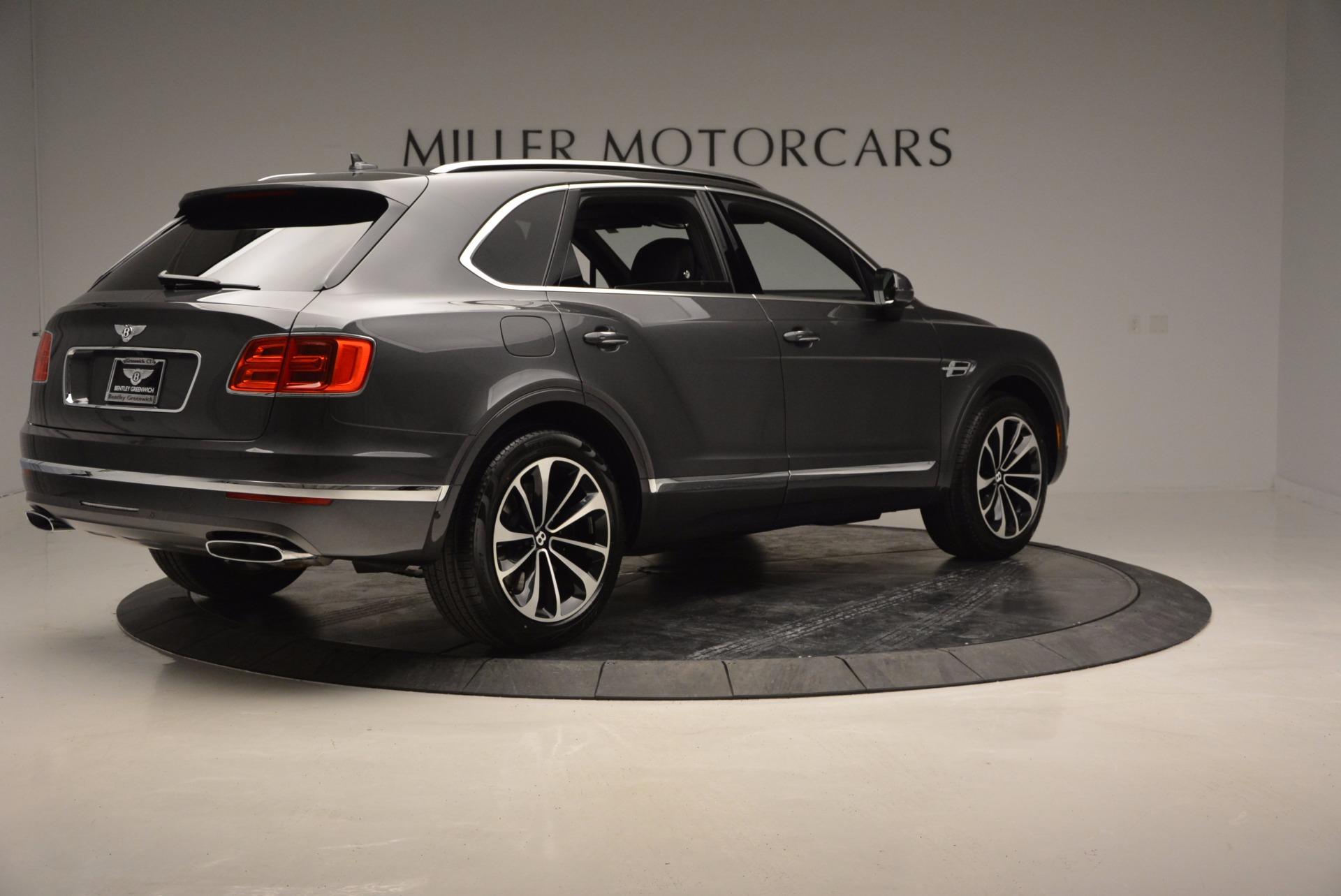 New 2017 Bentley Bentayga  For Sale In Westport, CT 755_p8