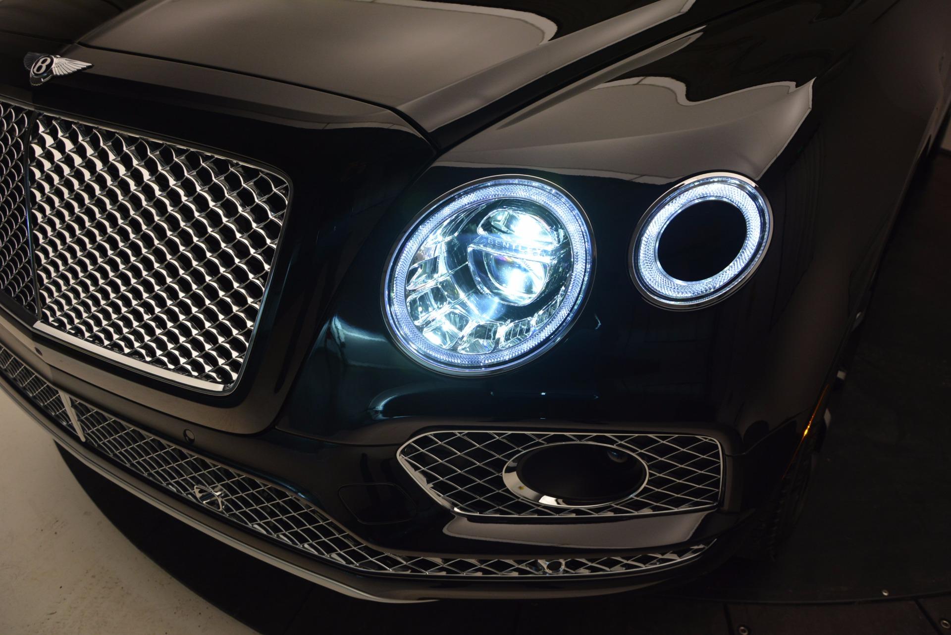 New 2017 Bentley Bentayga  For Sale In Westport, CT 756_p17