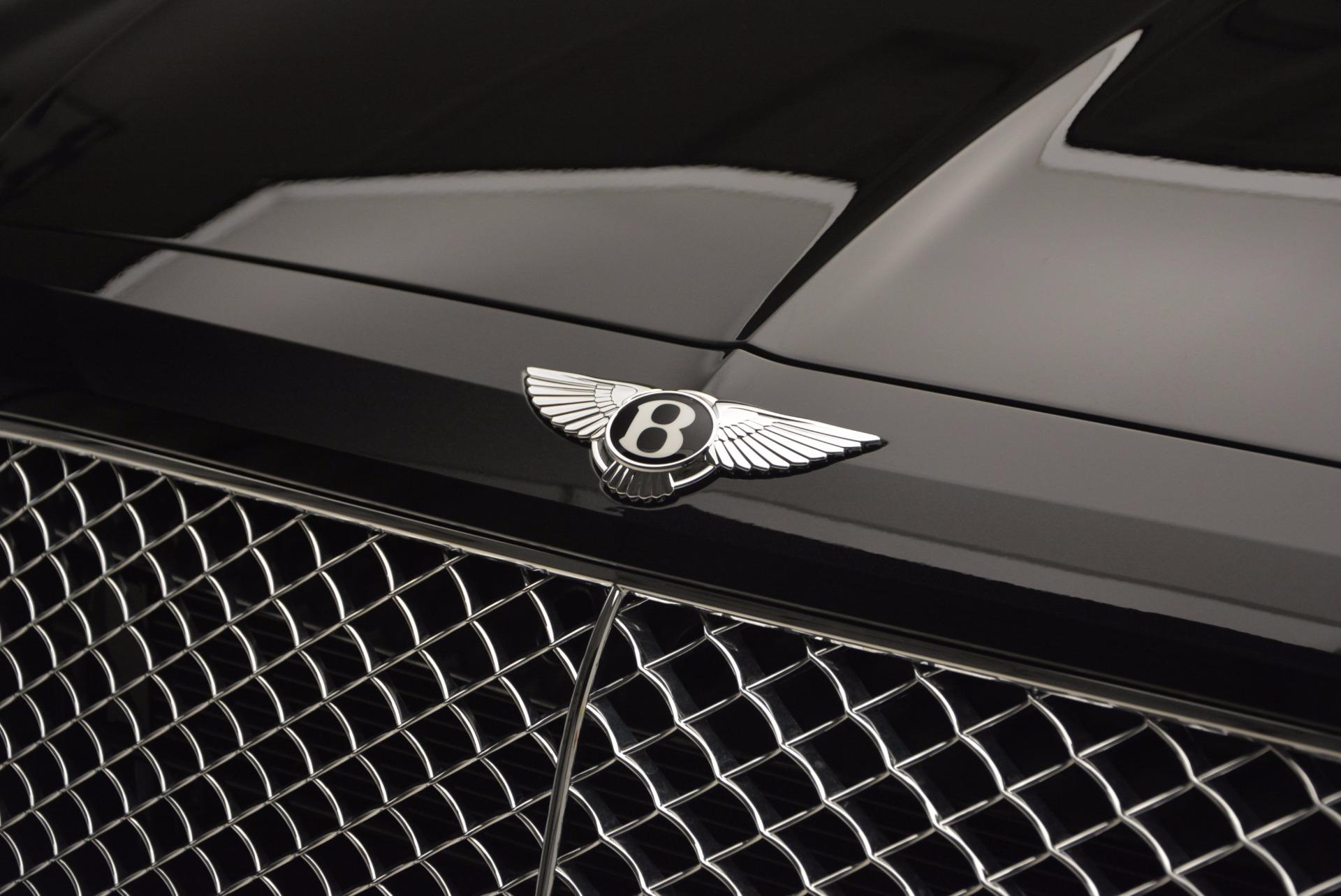 New 2017 Bentley Bentayga  For Sale In Westport, CT 756_p18