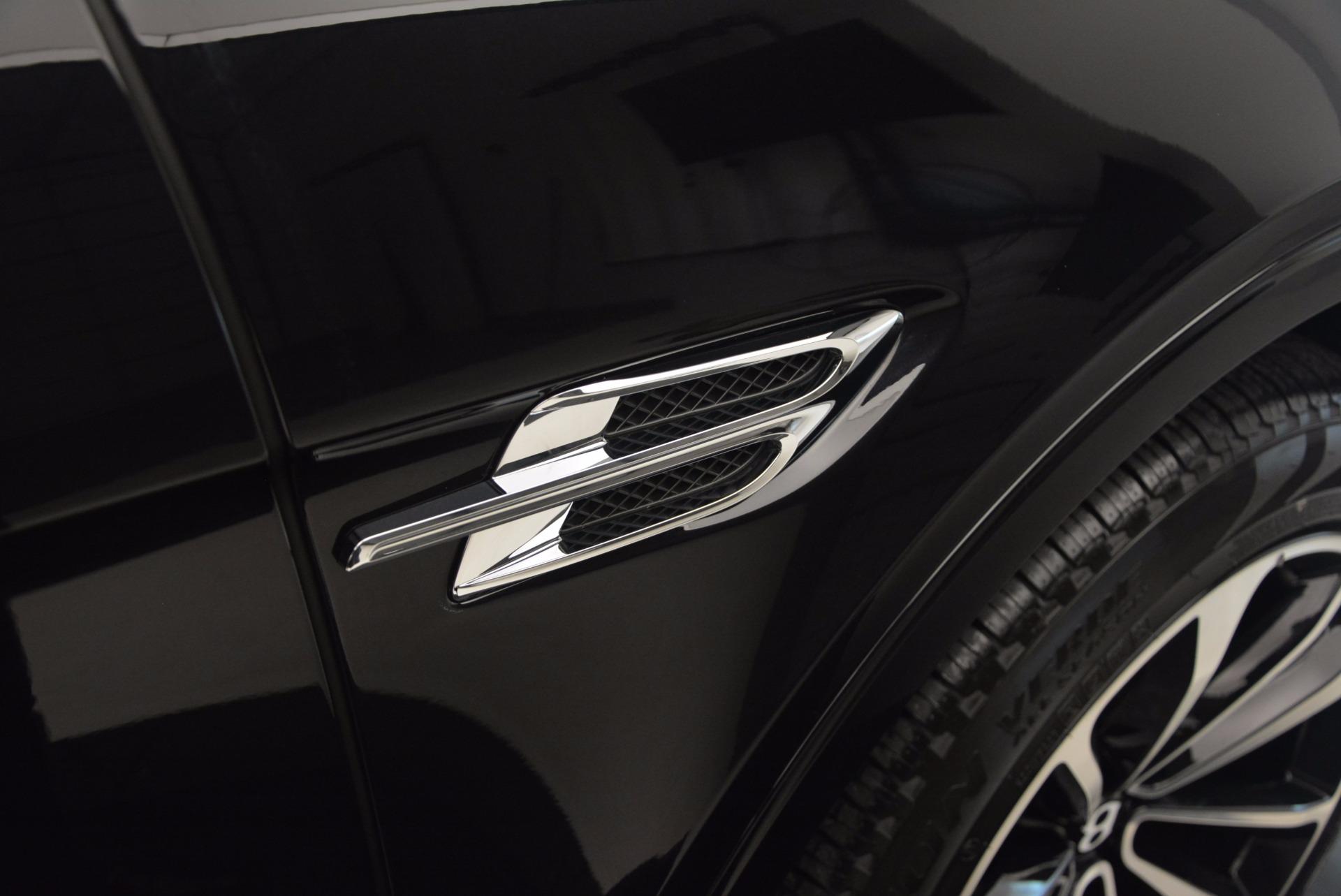New 2017 Bentley Bentayga  For Sale In Westport, CT 756_p21