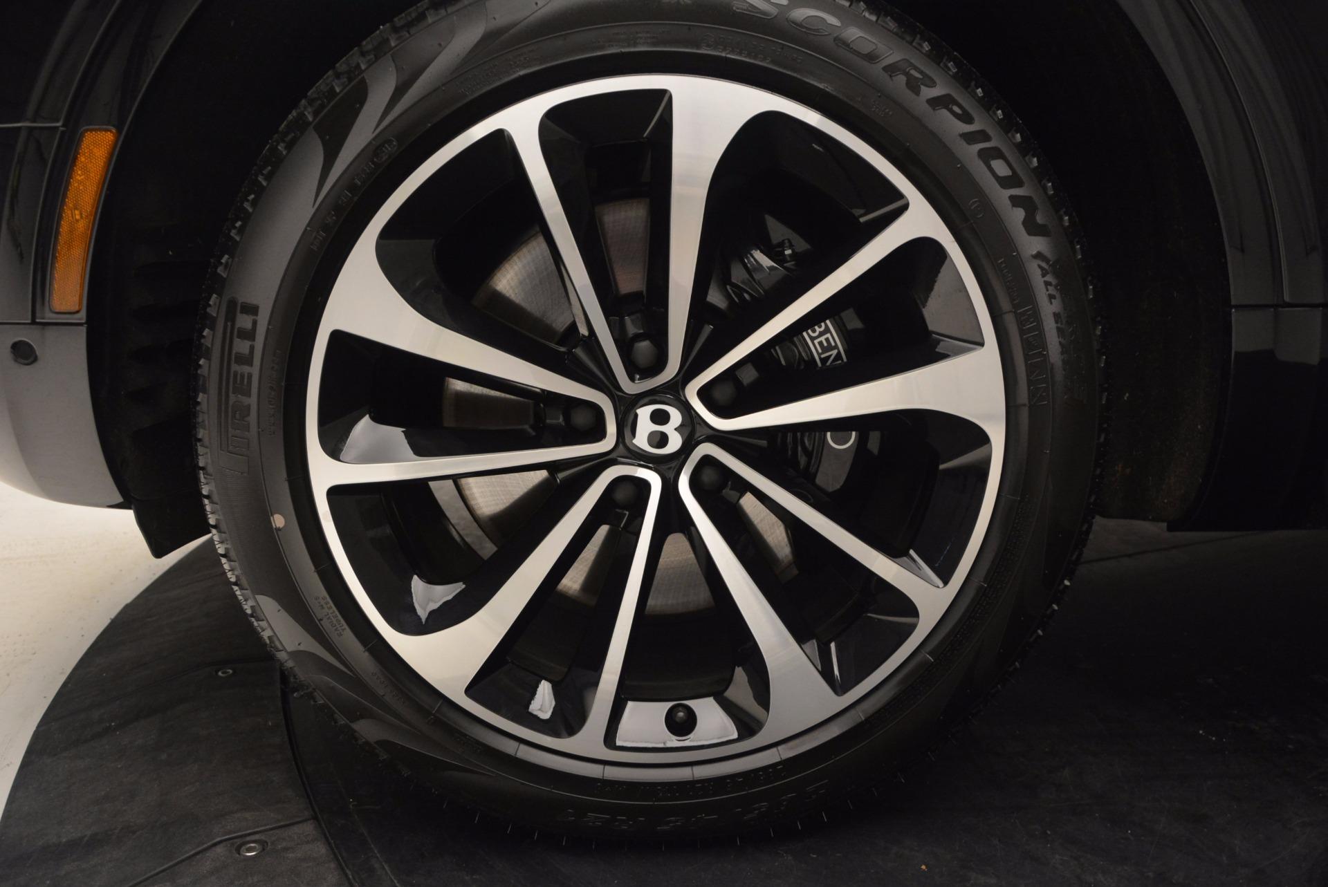 New 2017 Bentley Bentayga  For Sale In Westport, CT 756_p22